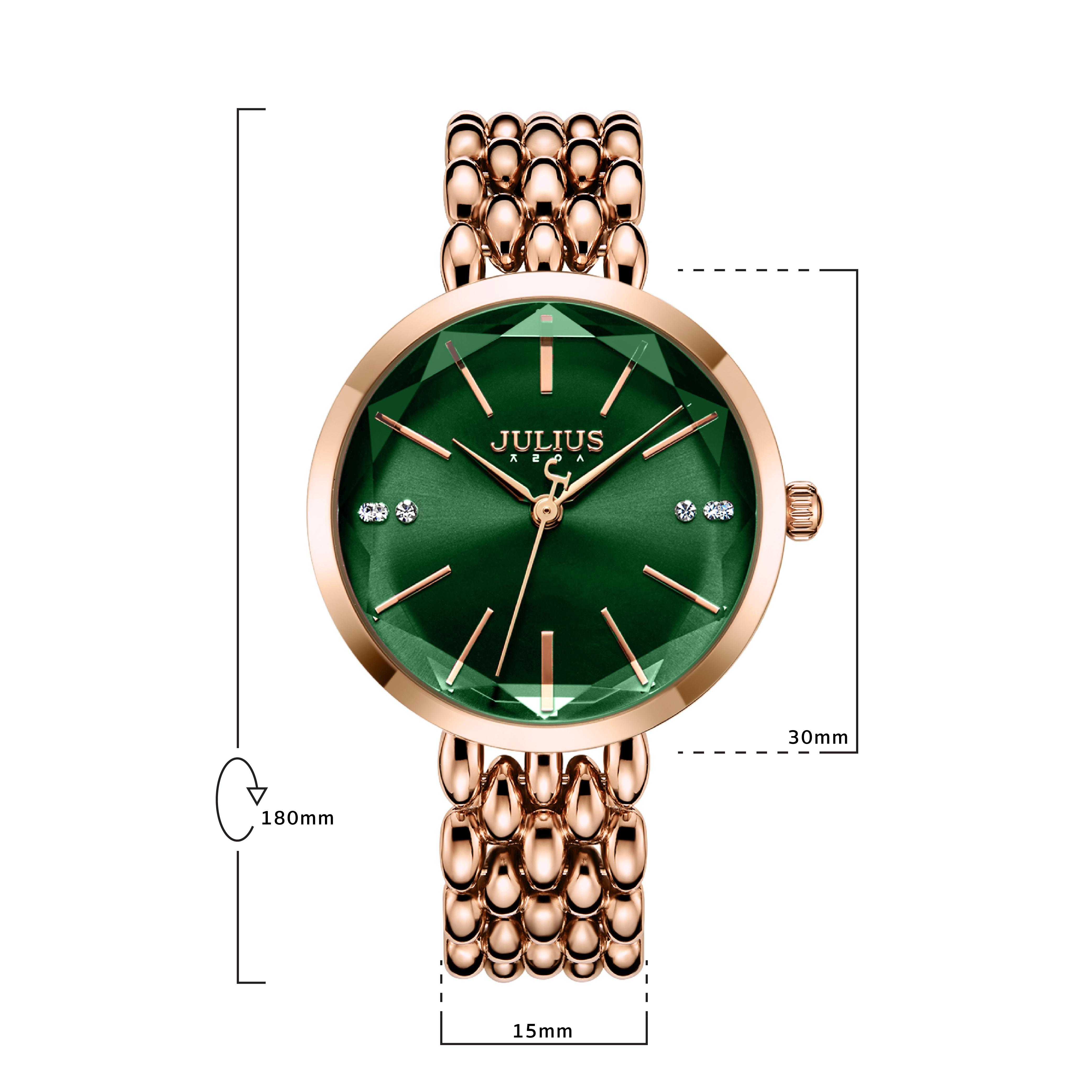 นาฬิกาข้อมือผู้หญิง JULIUS 1193C