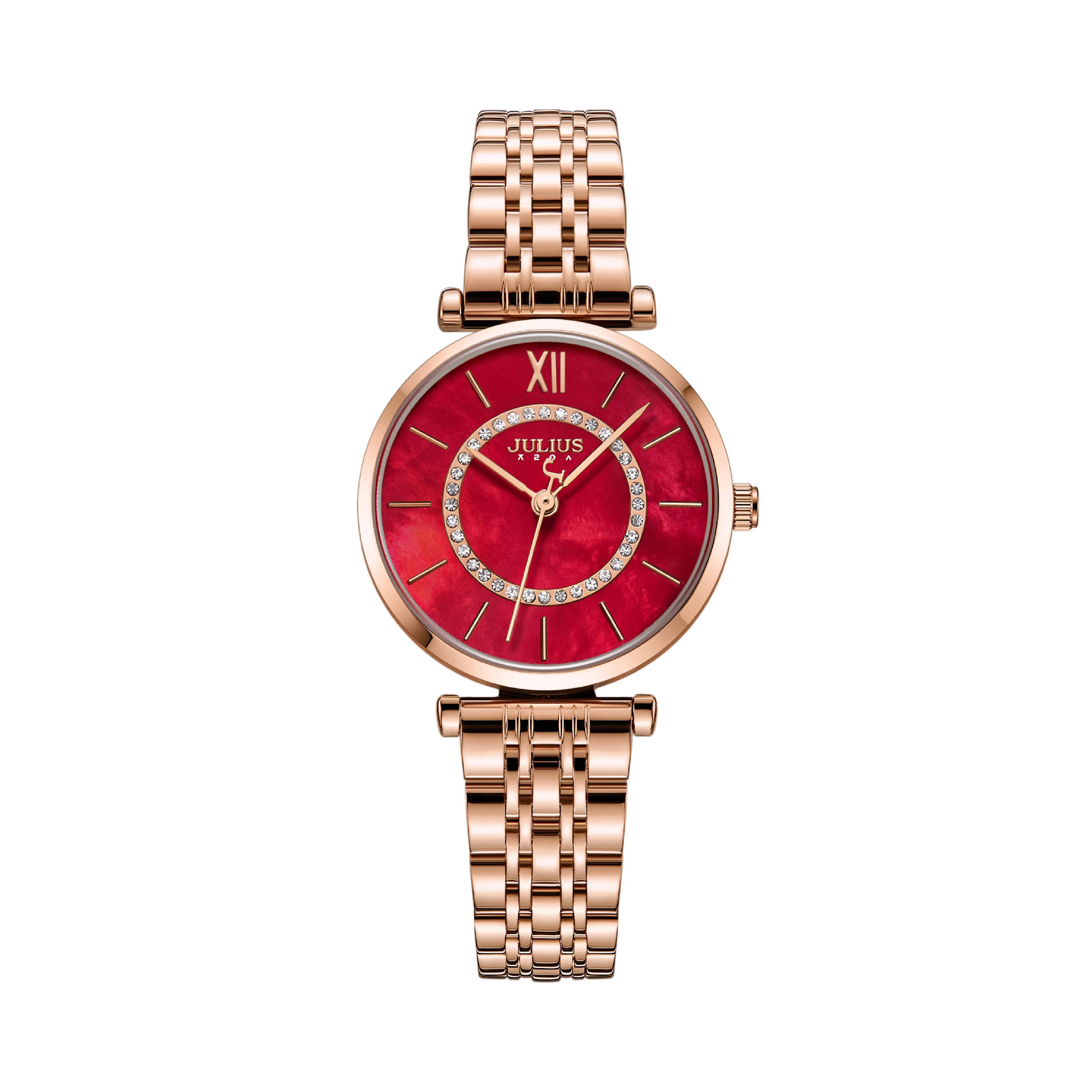 นาฬิกาข้อมือผู้หญิง JULIUS JA-1194 D