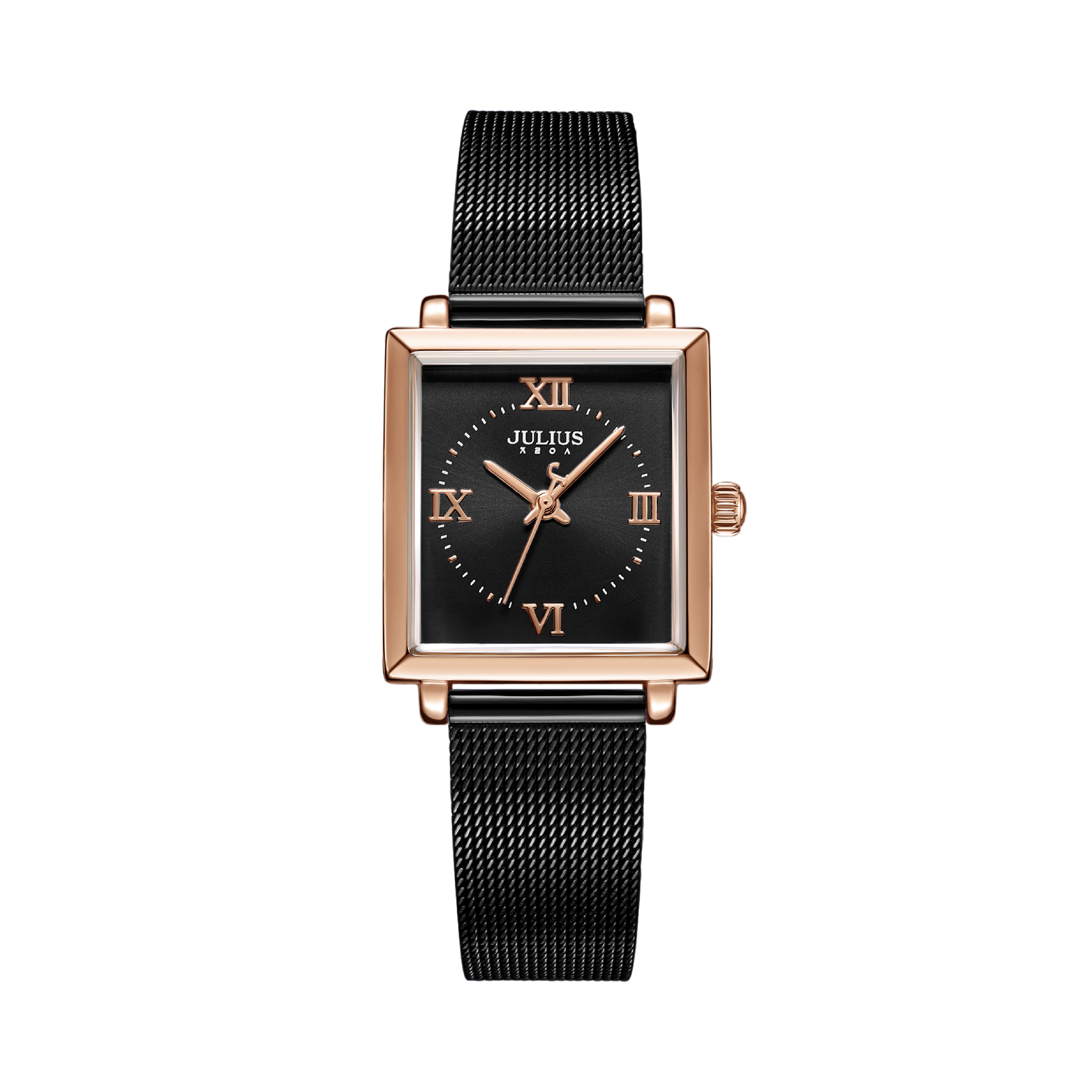 นาฬิกาข้อมือผู้หญิง JULIUS JA-1202 D