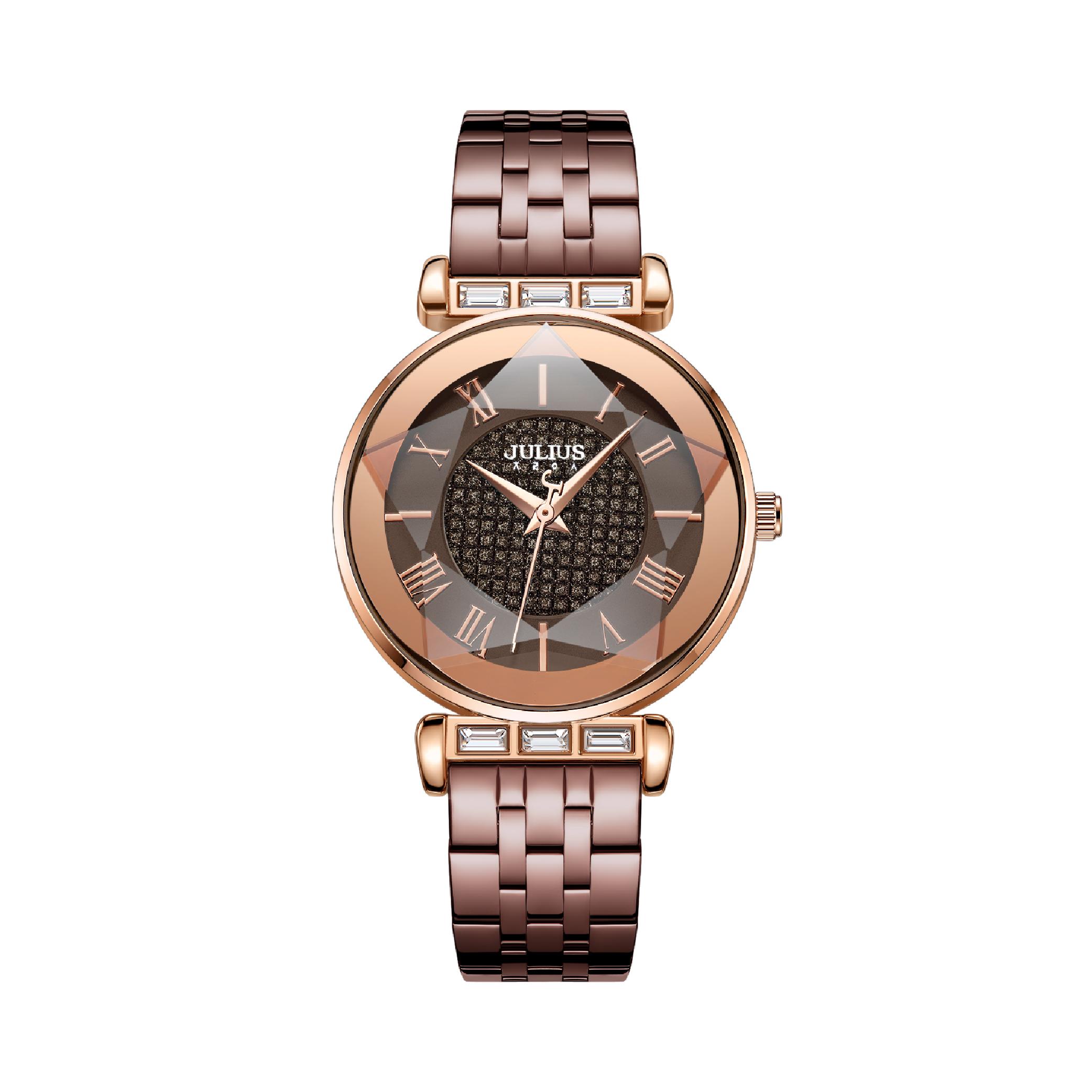 นาฬิกาข้อมือผู้หญิง JULIUS 1206D