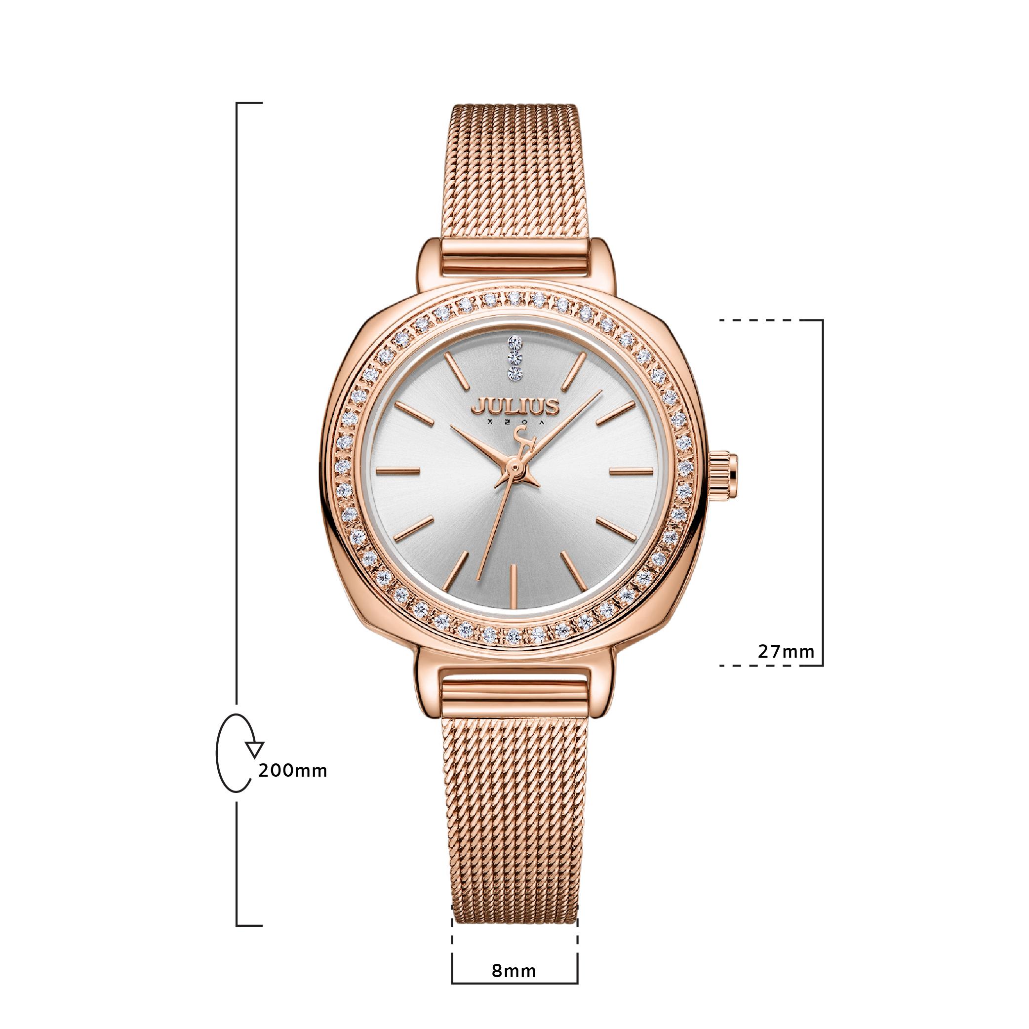 นาฬิกาข้อมือผู้หญิง JULIUS 1213A