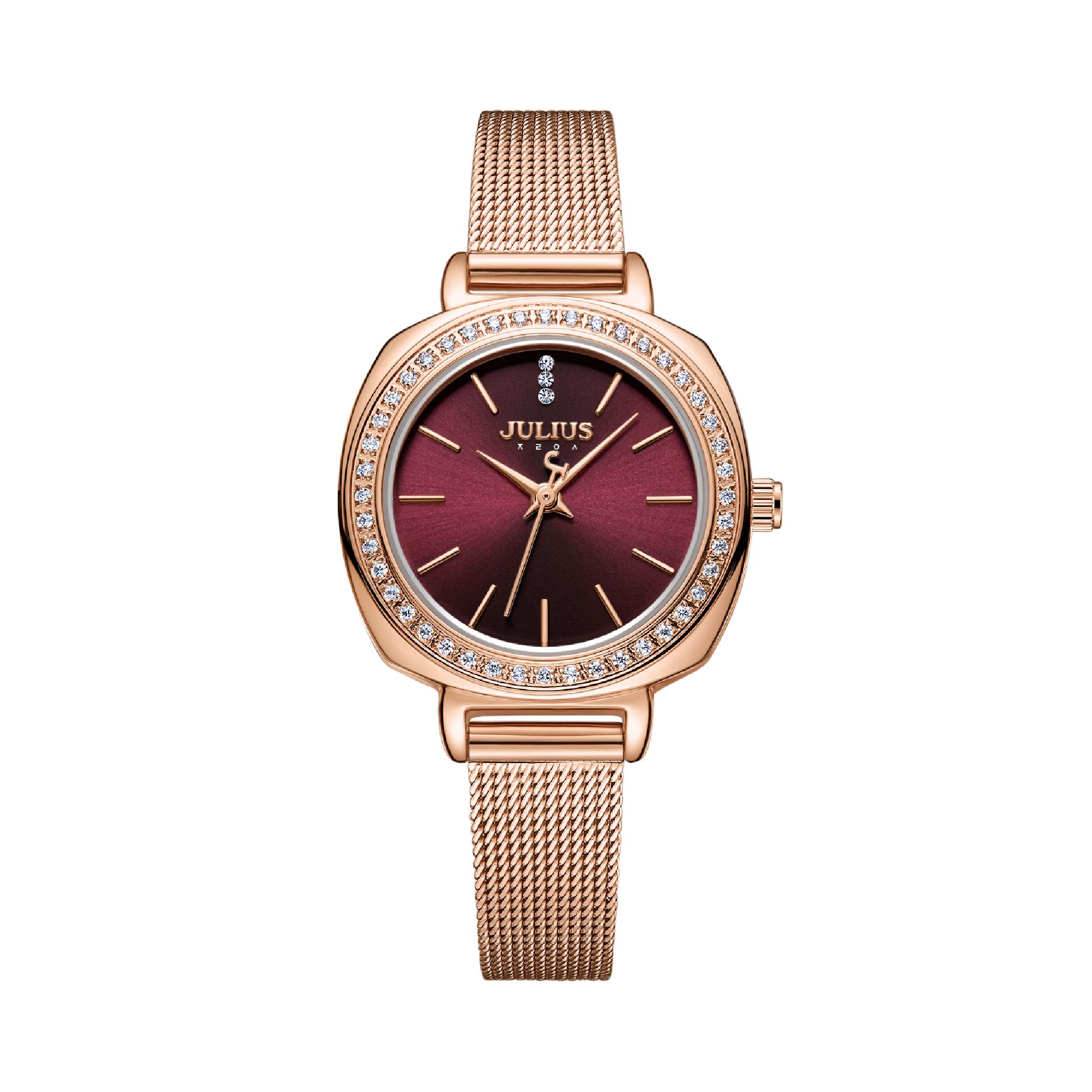 นาฬิกาข้อมือผู้หญิง JULIUS JA-1213 B