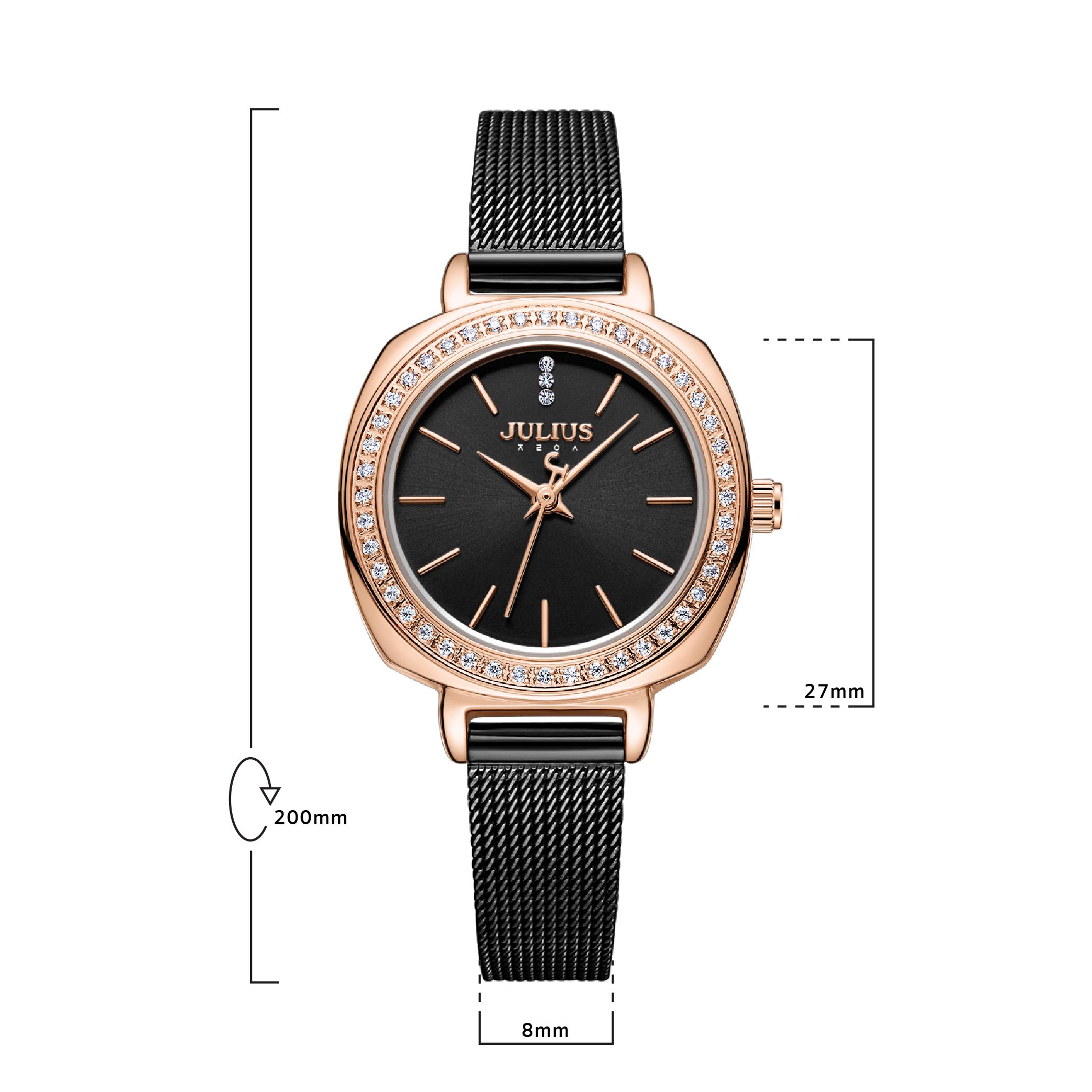 นาฬิกาข้อมือผู้หญิง JULIUS 1213D