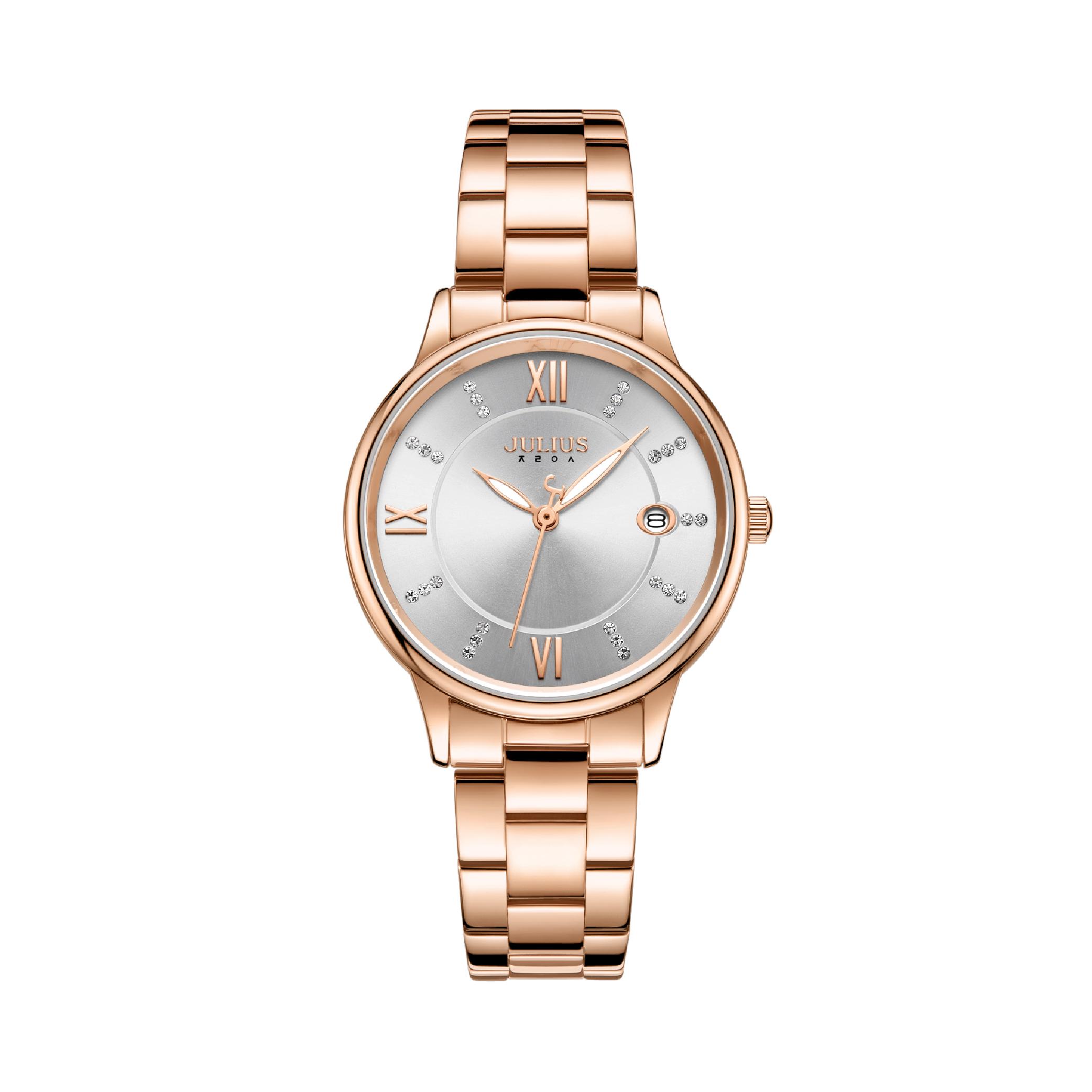 นาฬิกาข้อมือผู้หญิง  JULIUS JA-1218A