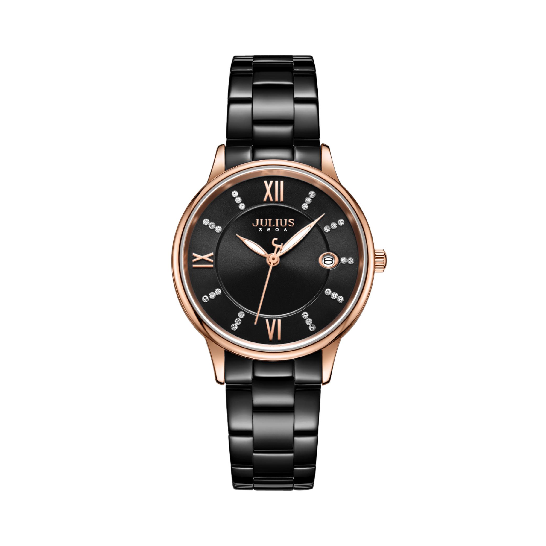 นาฬิกาข้อมือผู้หญิง JULIUS JA-1218 D