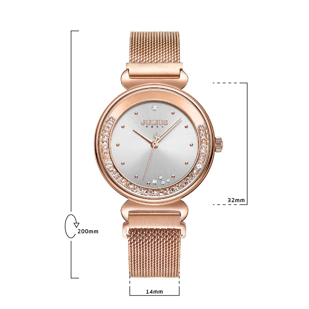 นาฬิกาข้อมือผู้หญิง JULIUS 1224A