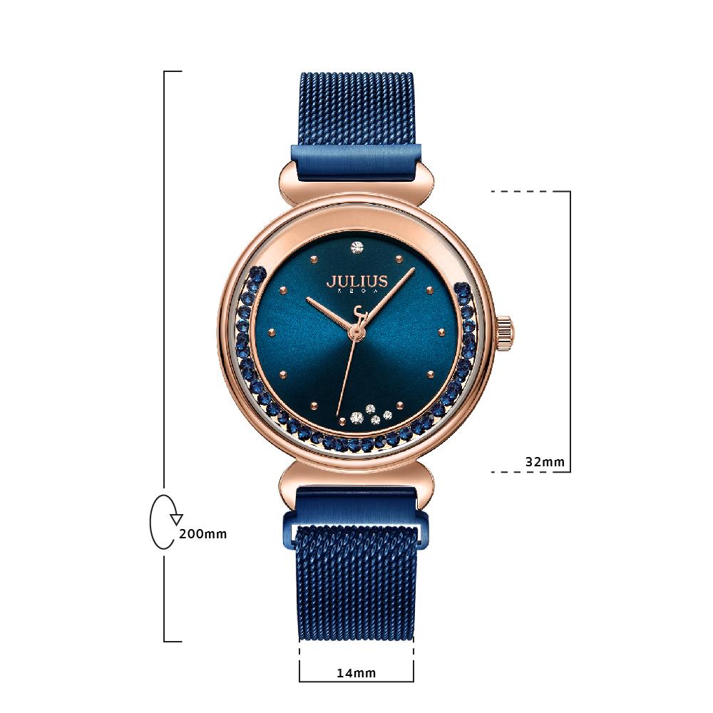 นาฬิกาข้อมือผู้หญิง JULIUS 1224C