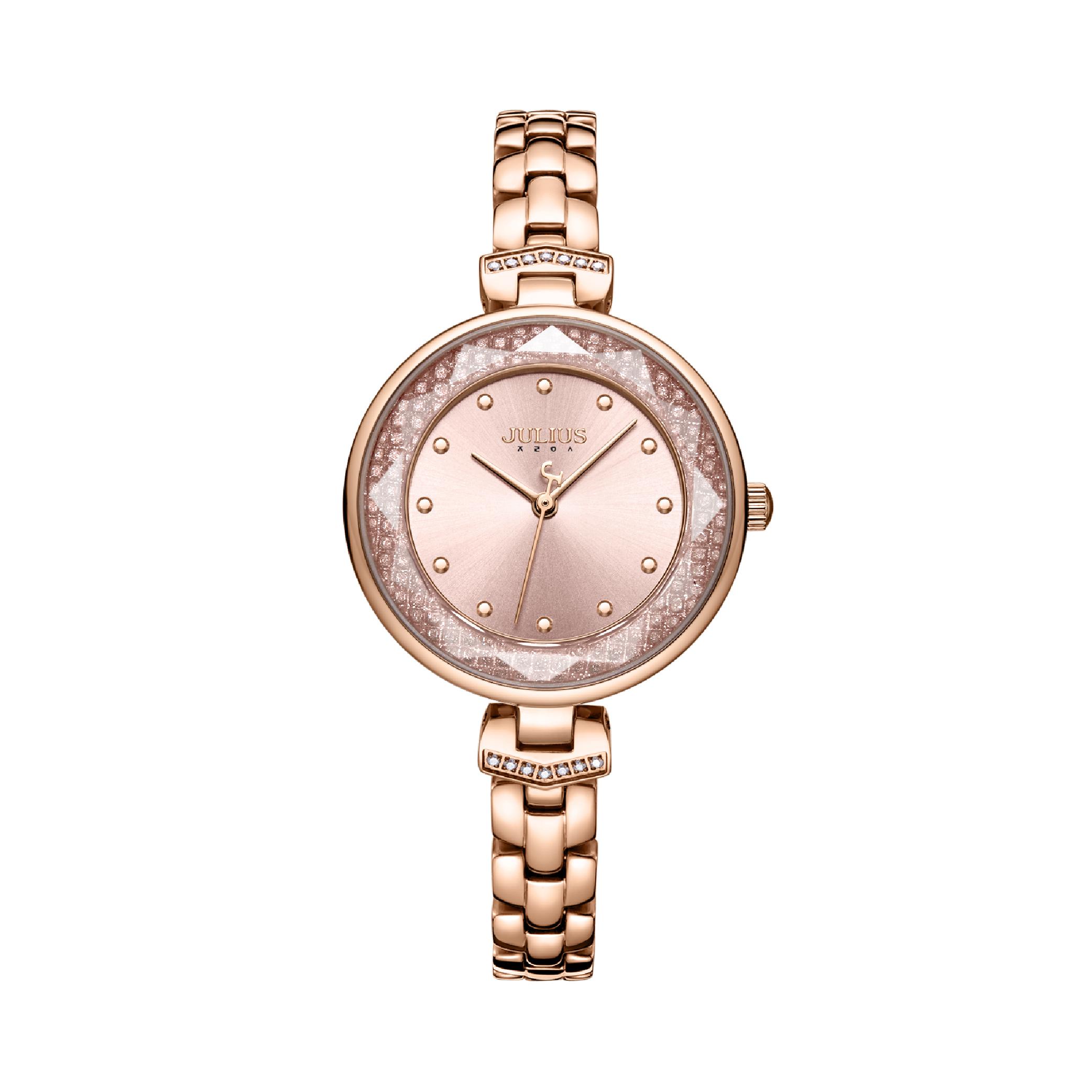 นาฬิกาข้อมือผู้หญิง JULIUS JA-1227 B