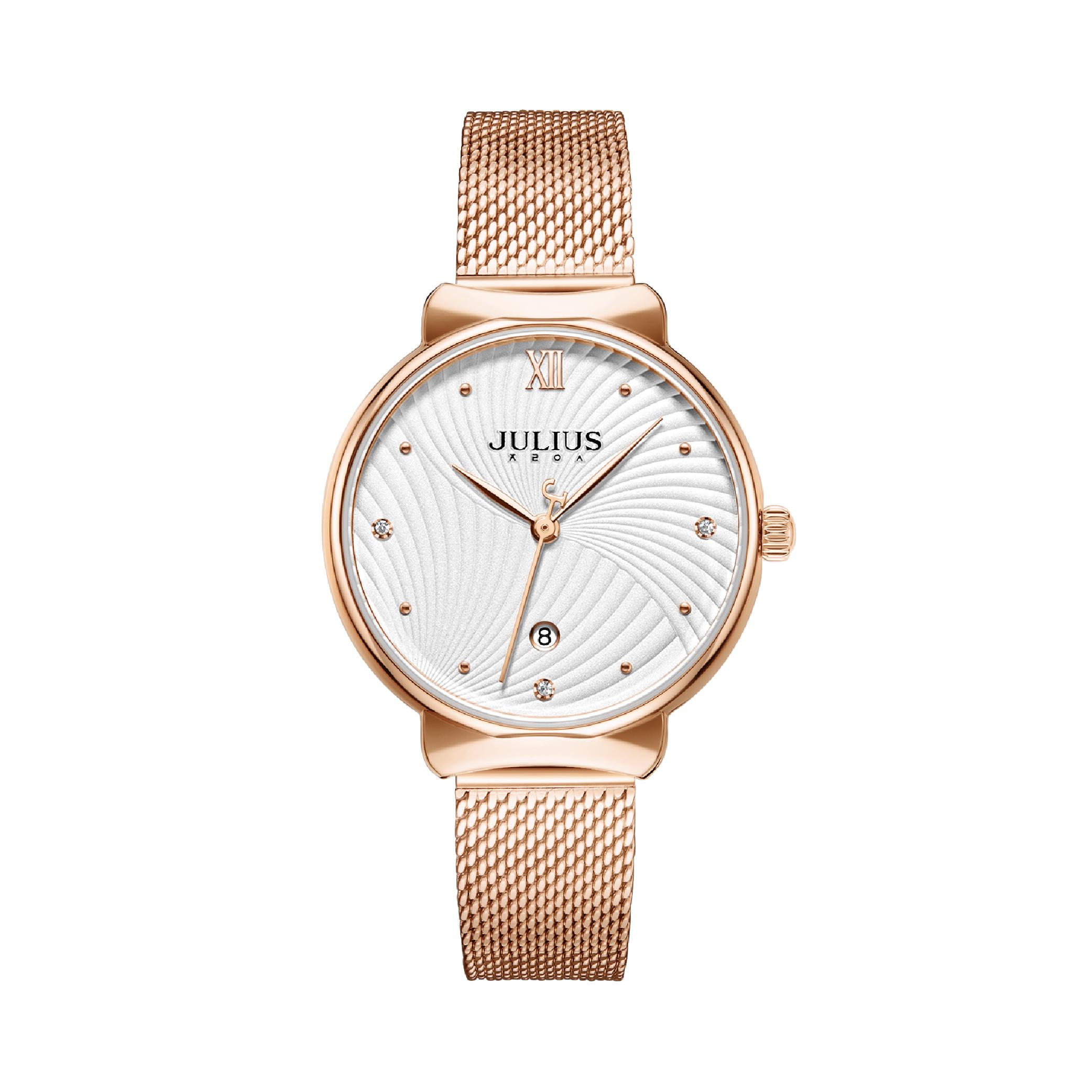 นาฬิกาข้อมือผู้หญิง JULIUS 1243 B
