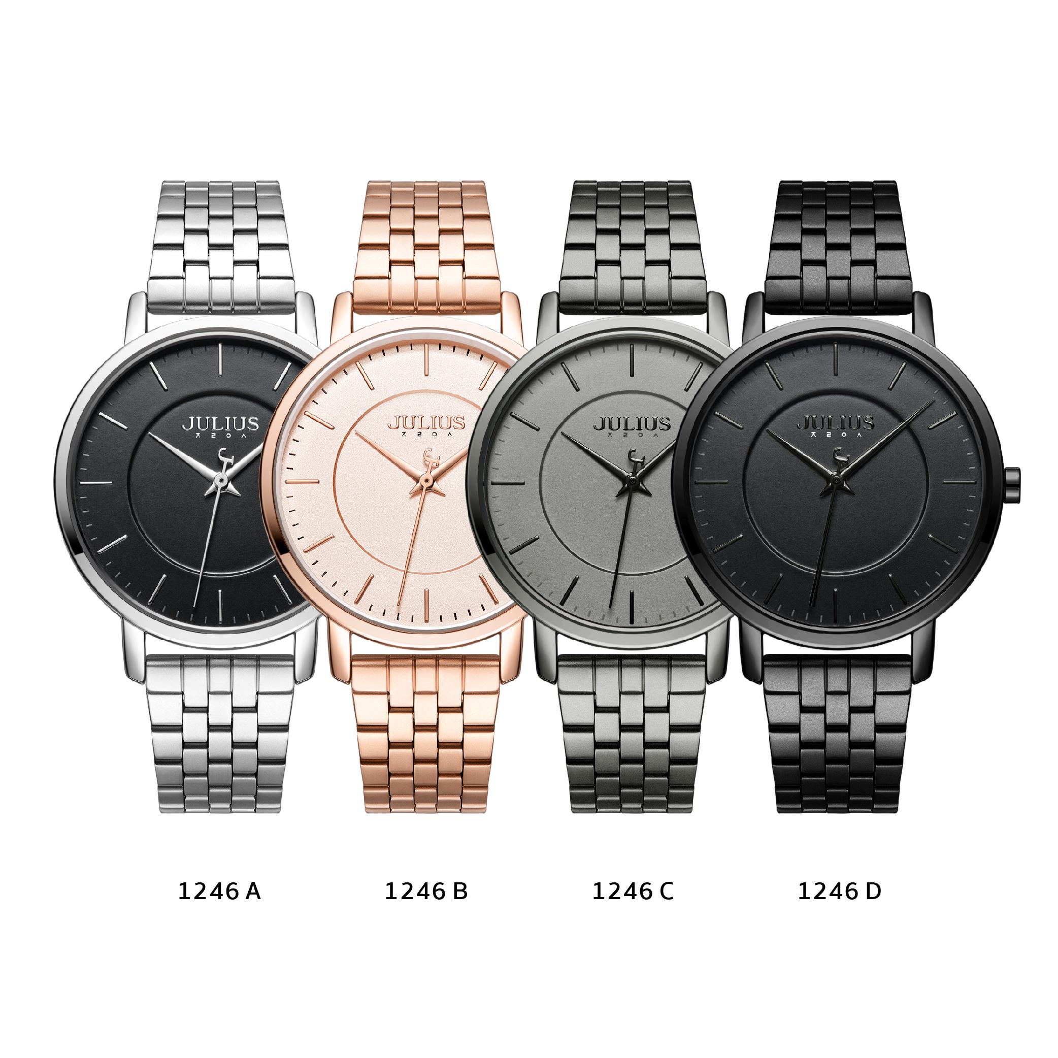 นาฬิกาข้อมือผู้หญิง JULIUS 1246D