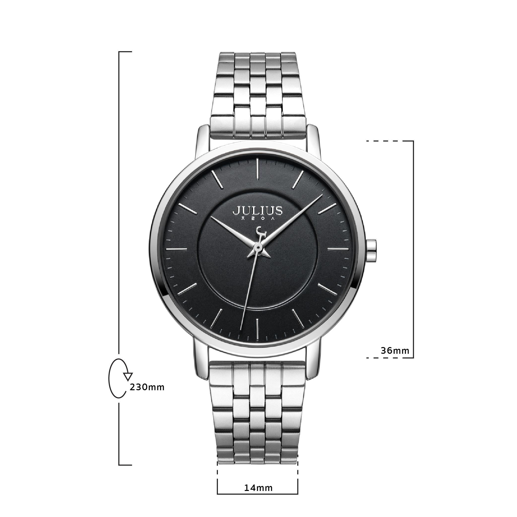 นาฬิกาข้อมือผู้หญิง JULIUS 1246A