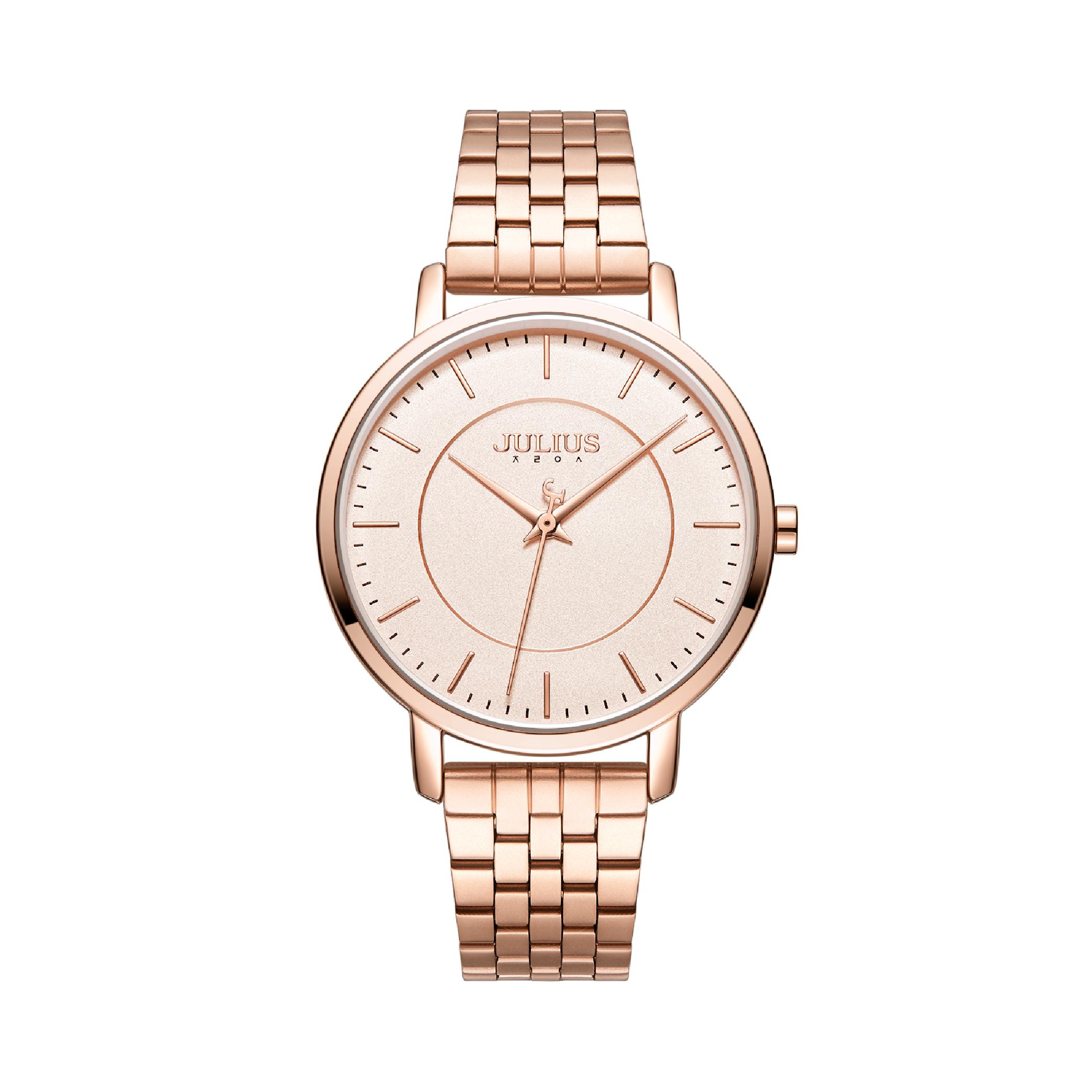 นาฬิกาข้อมือผู้หญิง JULIUS JA-1246 B