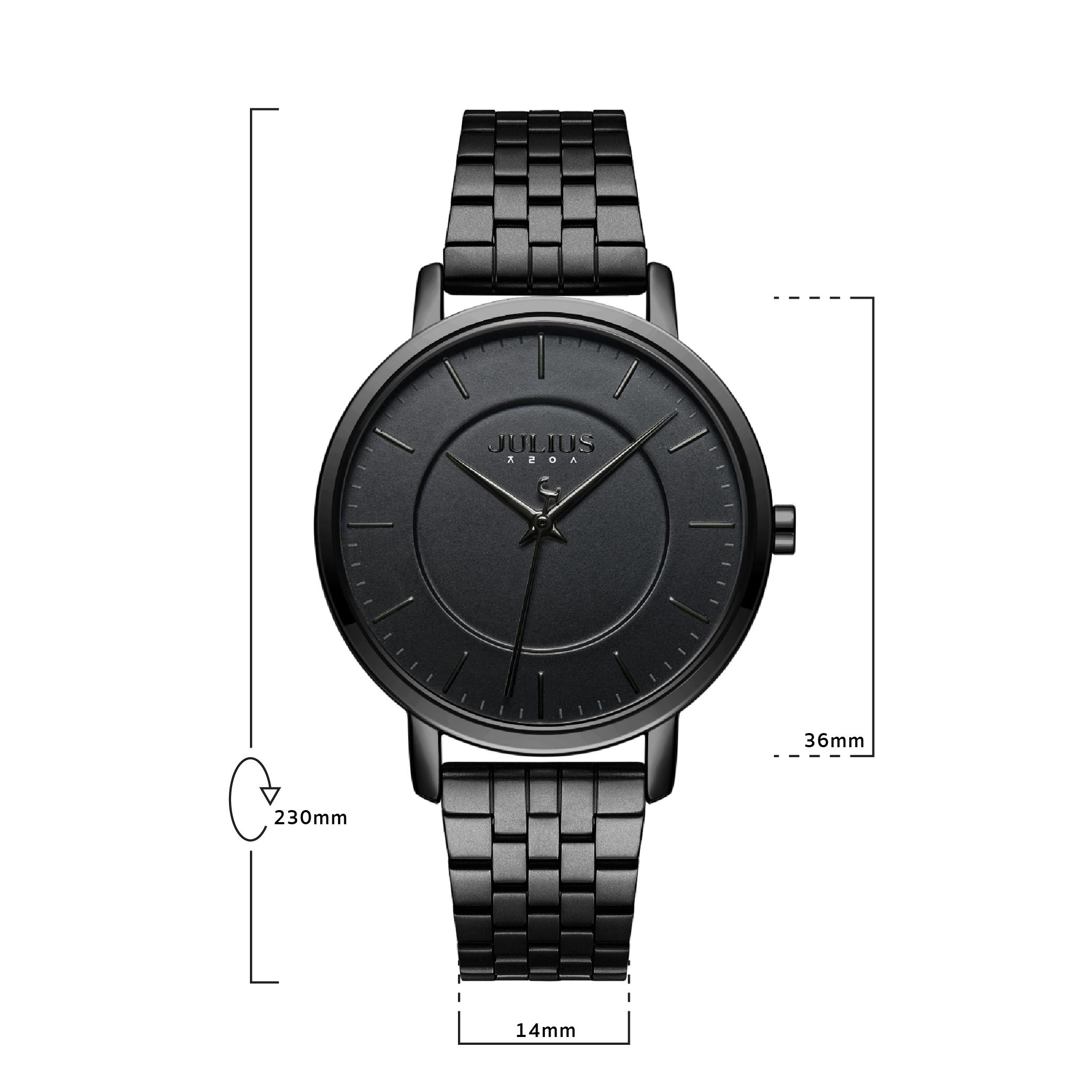 นาฬิกาข้อมือผู้หญิง JULIUS JA-1246 D