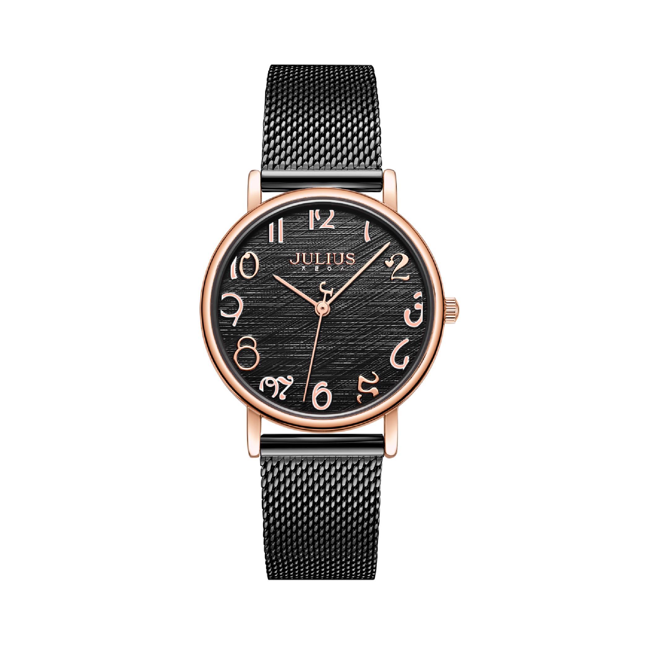นาฬิกาข้อมือผู้หญิง JULIUS JA-1247 D