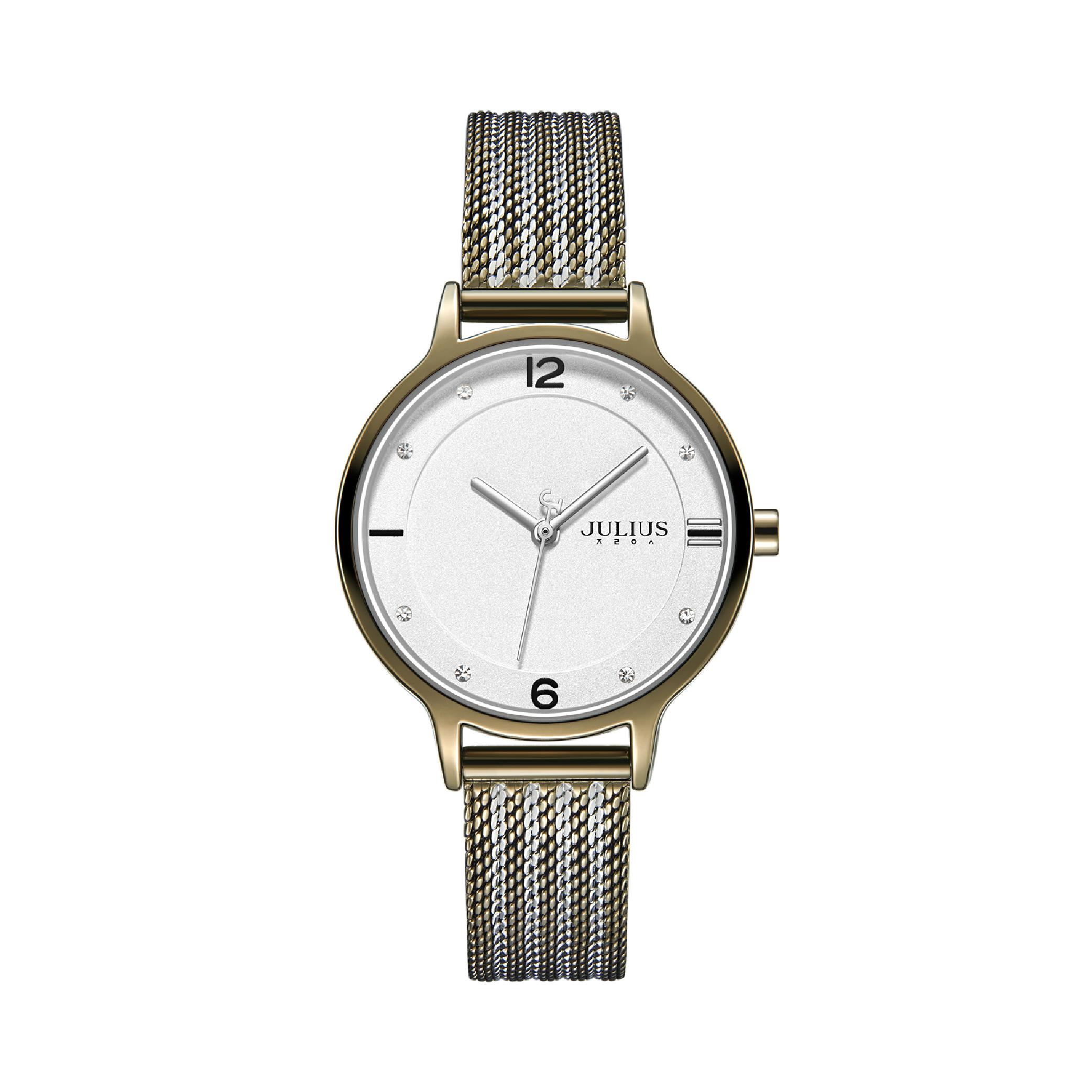 นาฬิกาข้อมือผู้หญิง JULIUS JA-1251 D