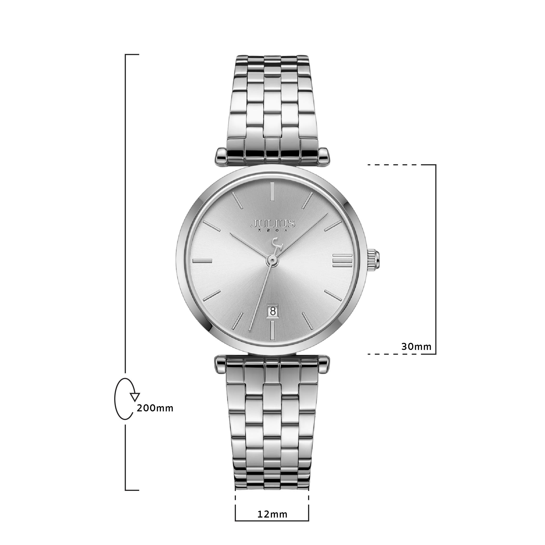 นาฬิกาข้อมือผู้หญิง JULIUS JA-1260L A