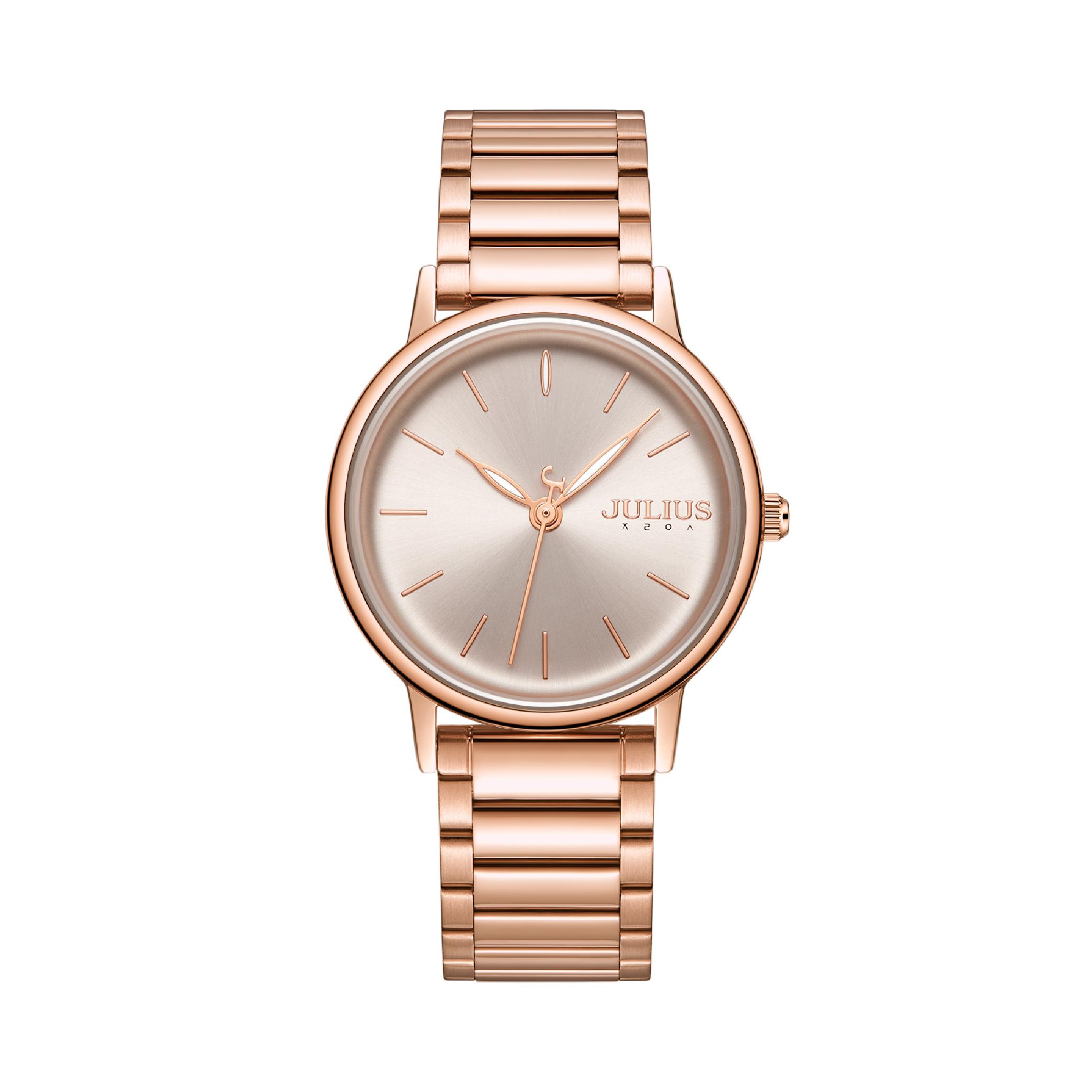 นาฬิกาข้อมือผู้หญิง JULIUS JA-1262 B