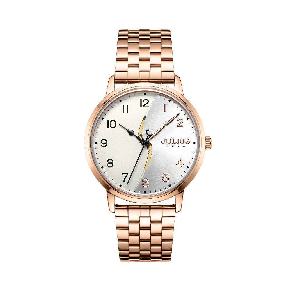 นาฬิกาข้อมือผู้หญิง JULIUS JA-1265M B
