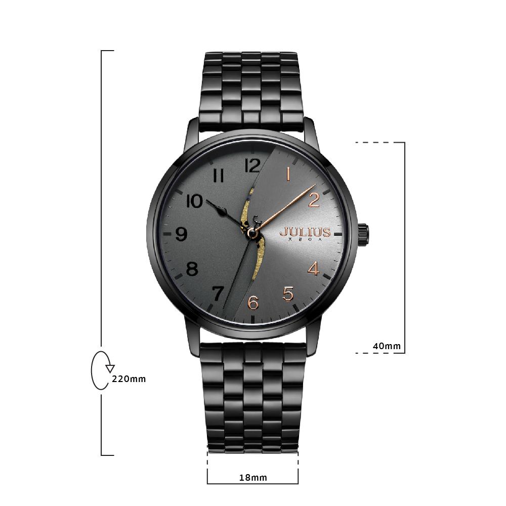 นาฬิกาข้อมือผู้หญิง JULIUS JA-1265M D