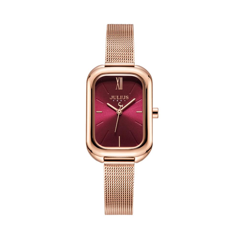 นาฬิกาข้อมือผู้หญิง JULIUS JA-1281 B