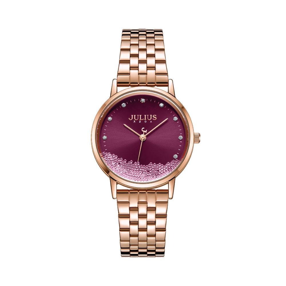 นาฬิกาข้อมือผู้หญิง JULIUS JA-1283 D