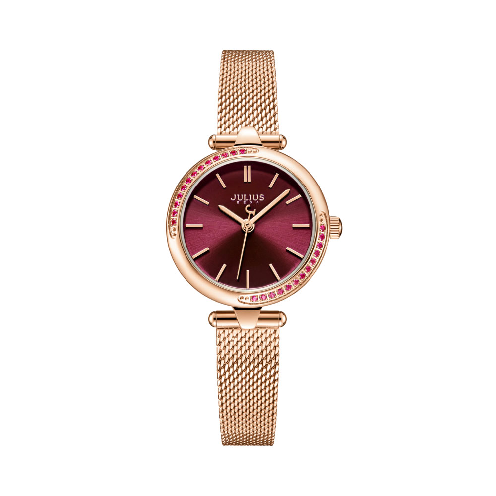 นาฬิกาข้อมือผู้หญิง JULIUS JA-1284 C