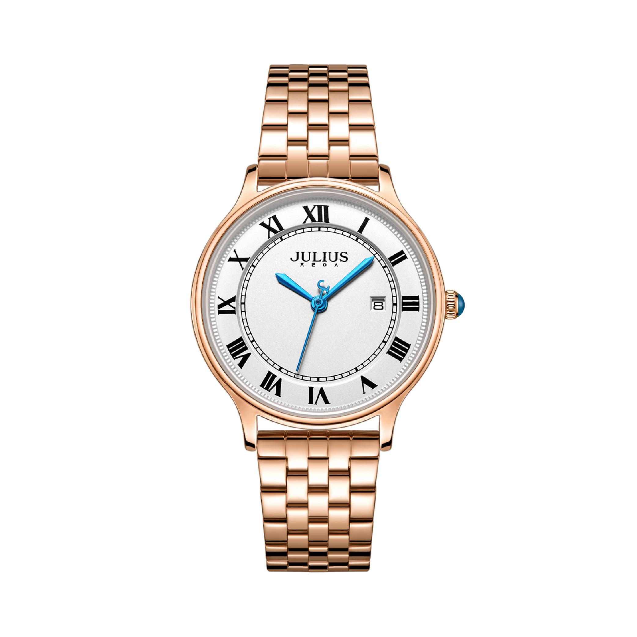 นาฬิกาข้อมือผู้หญิง JULIUS JA-1303 B