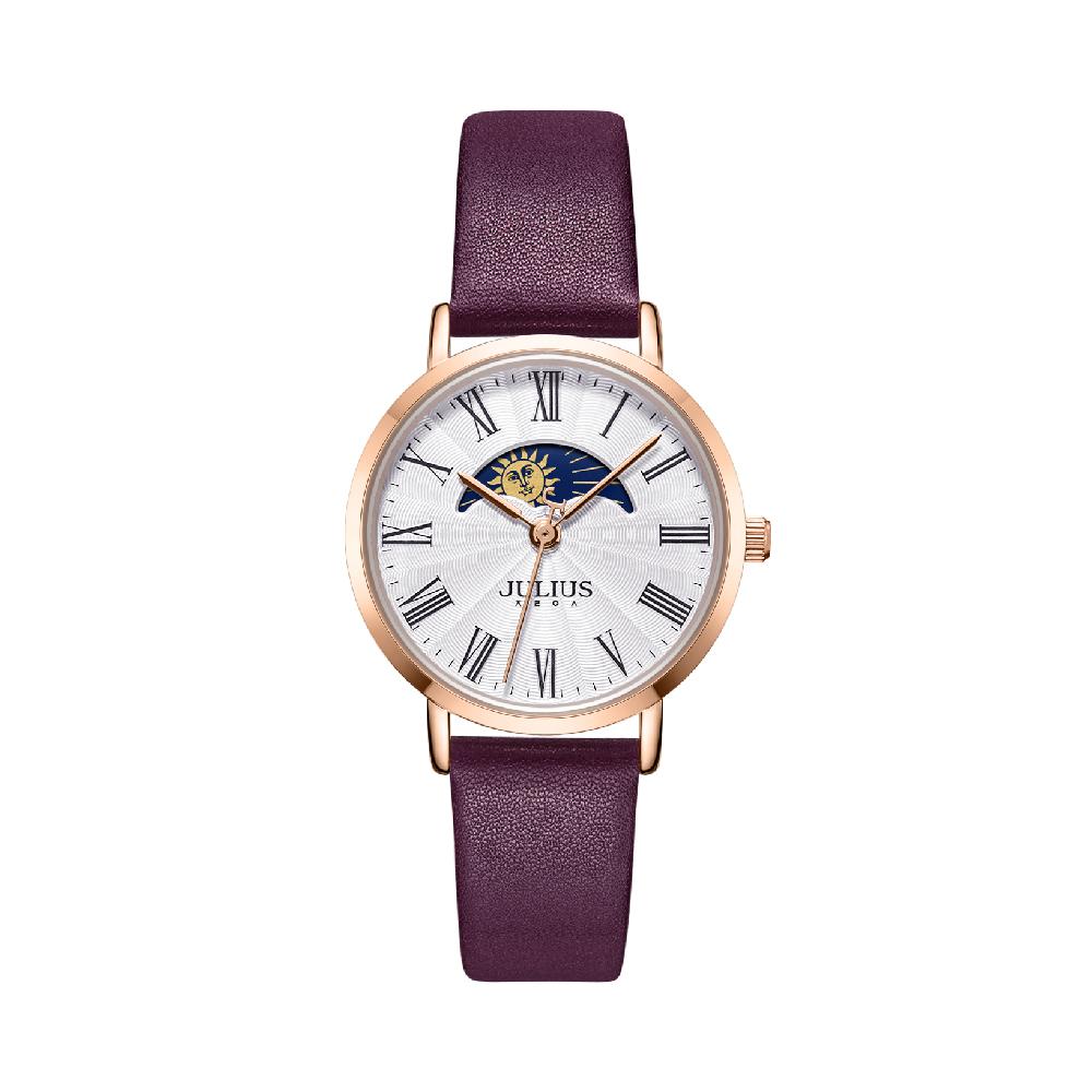 นาฬิกาข้อมือผู้หญิง JULIUS JA-1308L B
