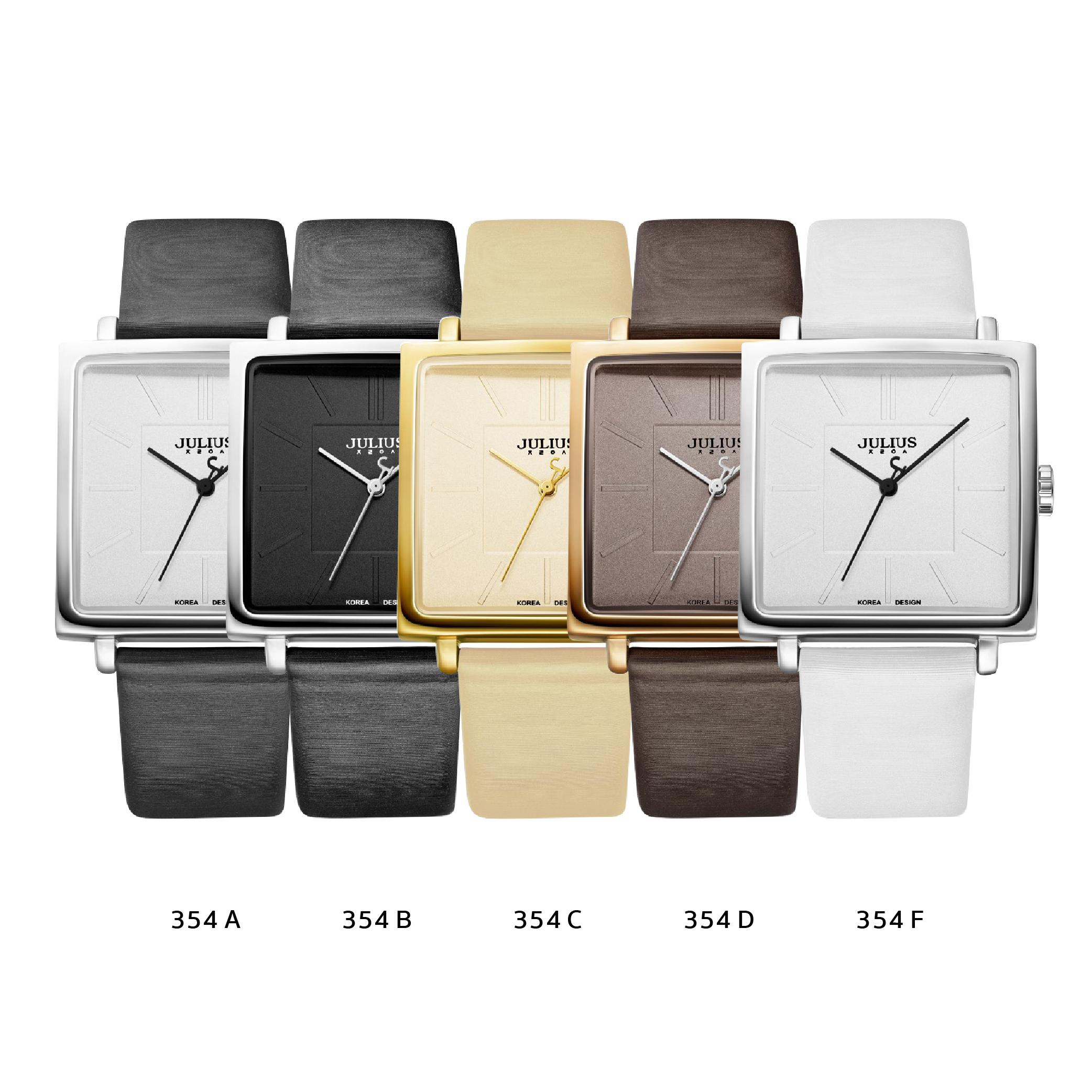นาฬิกาข้อมือผู้หญิง JULIUS JA-354 F