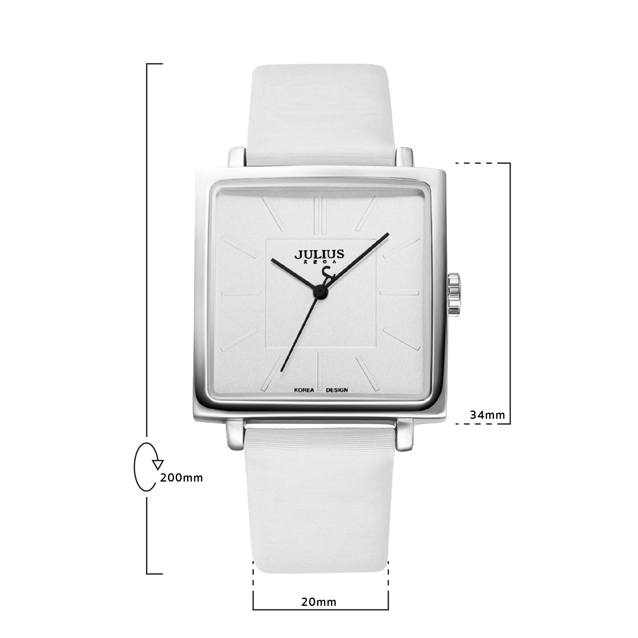 นาฬิกาข้อมือผู้หญิง JULIUS 354F