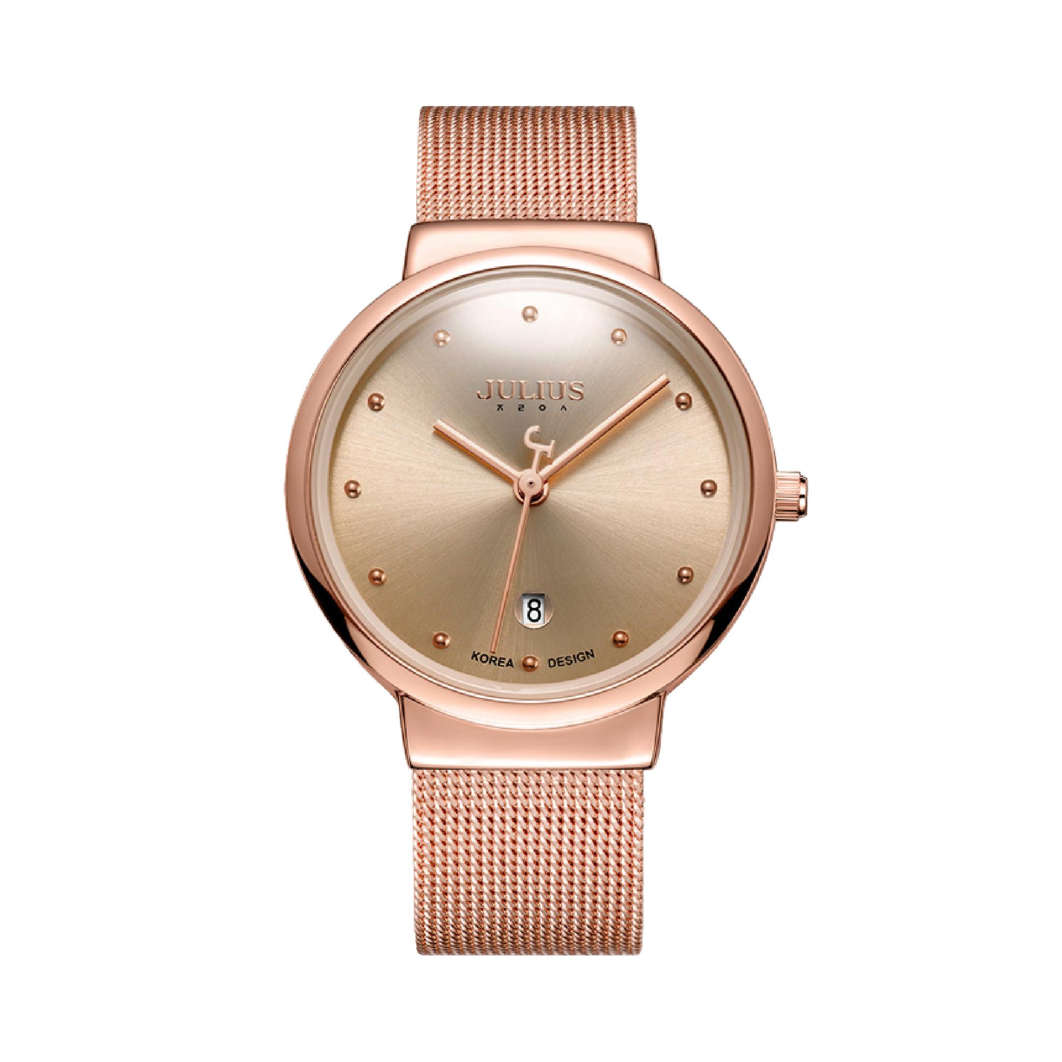 นาฬิกาข้อมือผู้หญิง JULIUS JA-426 MF