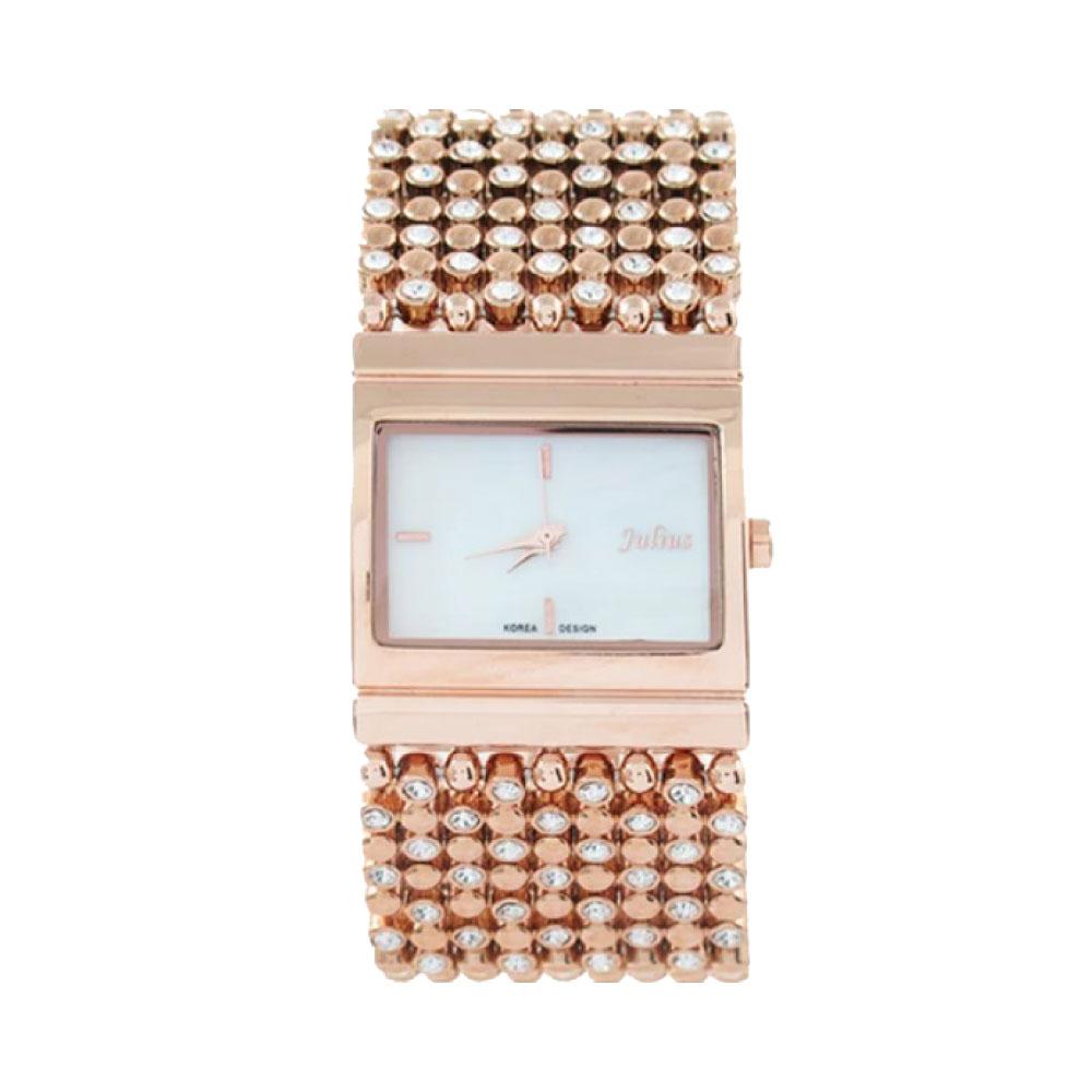 นาฬิกาข้อมือผู้หญิง JULIUS JA-435 F