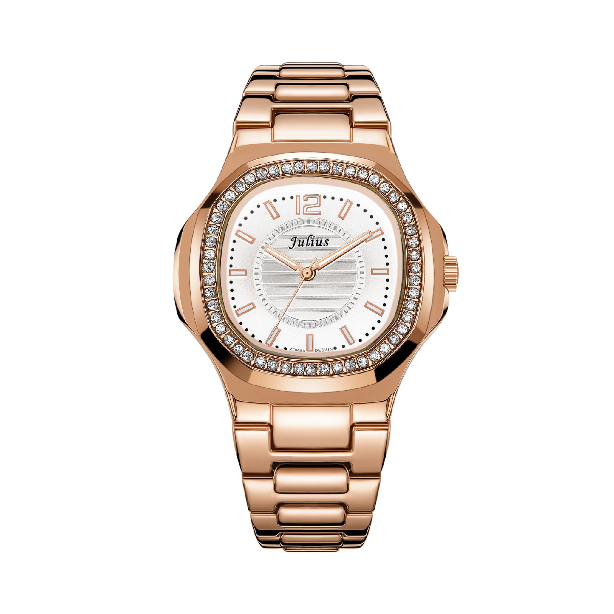 นาฬิกาข้อมือผู้หญิง JULIUS 711 C
