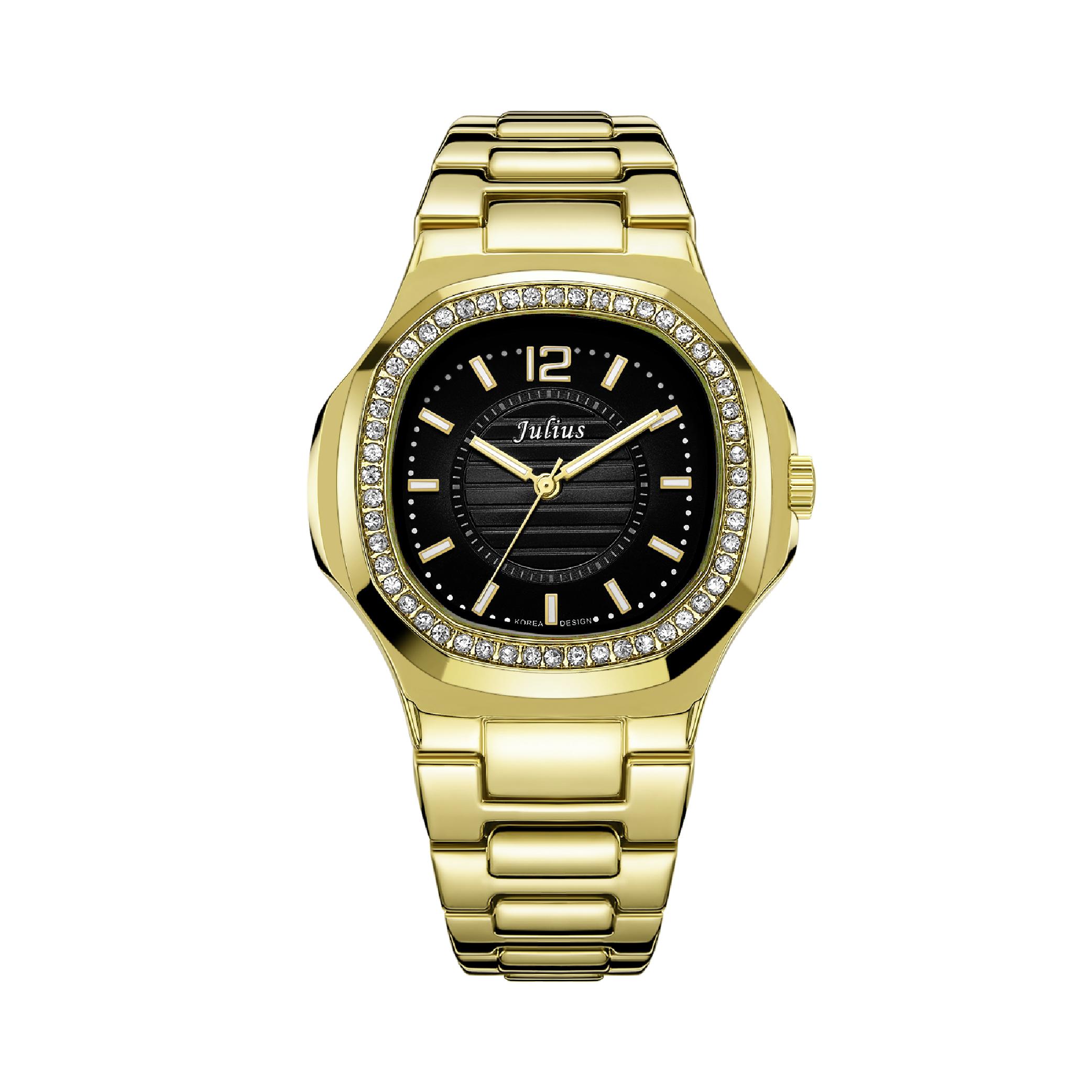นาฬิกาข้อมือผู้หญิง JULIUS 711 G