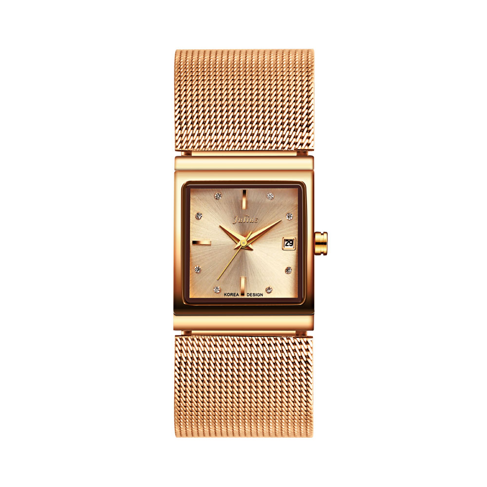 นาฬิกาข้อมือผู้หญิง JULIUS JA-841 F