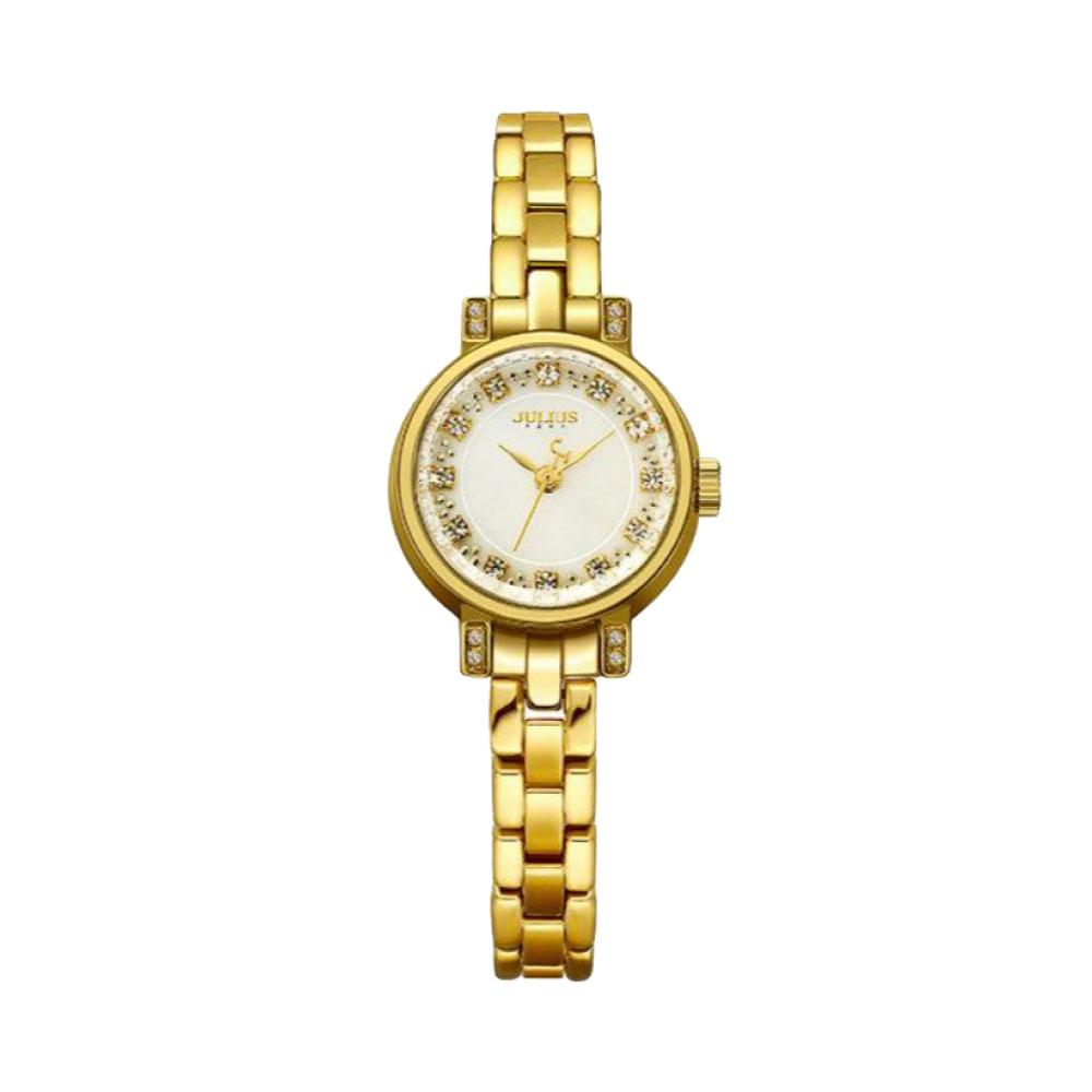 นาฬิกาข้อมือผู้หญิง JULIUS JA-883 B