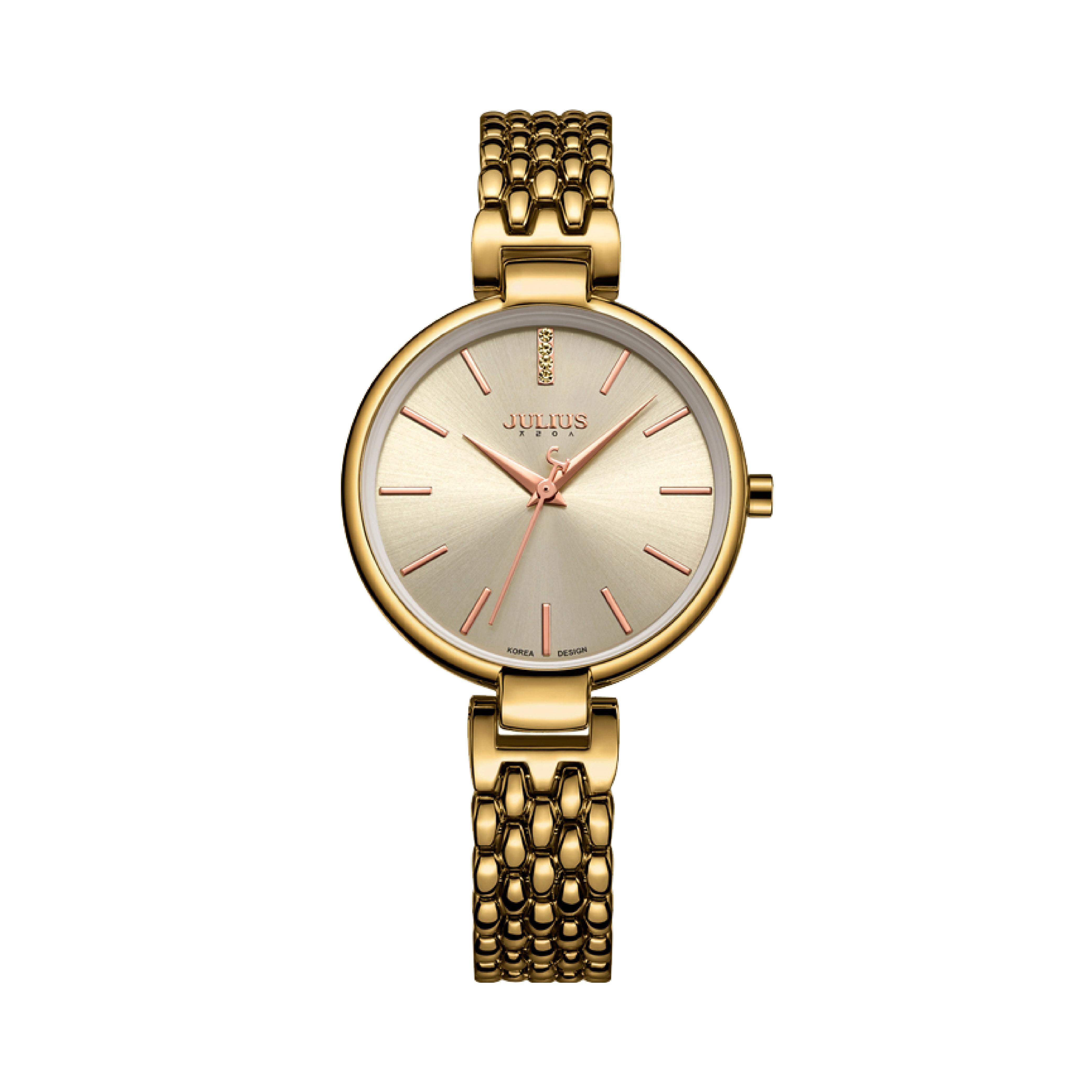 นาฬิกาข้อมือผู้หญิง JULIUS 960E