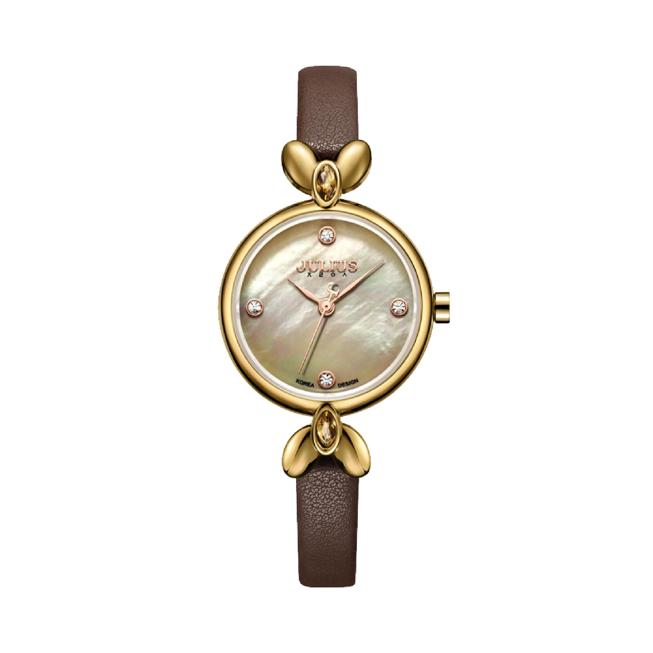 นาฬิกาข้อมือผู้หญิง JULIUS JA-975 E