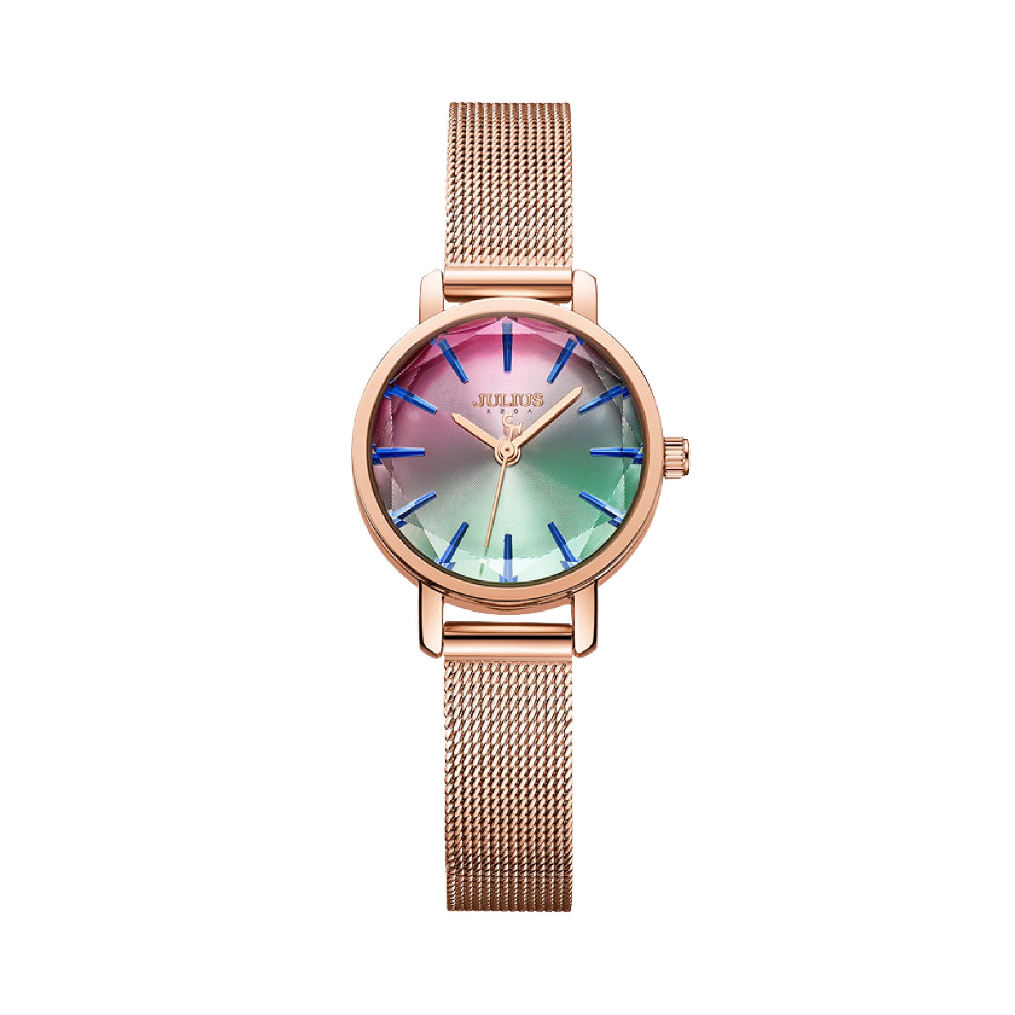 นาฬิกาข้อมือผู้หญิง JULIUS JA-999 D