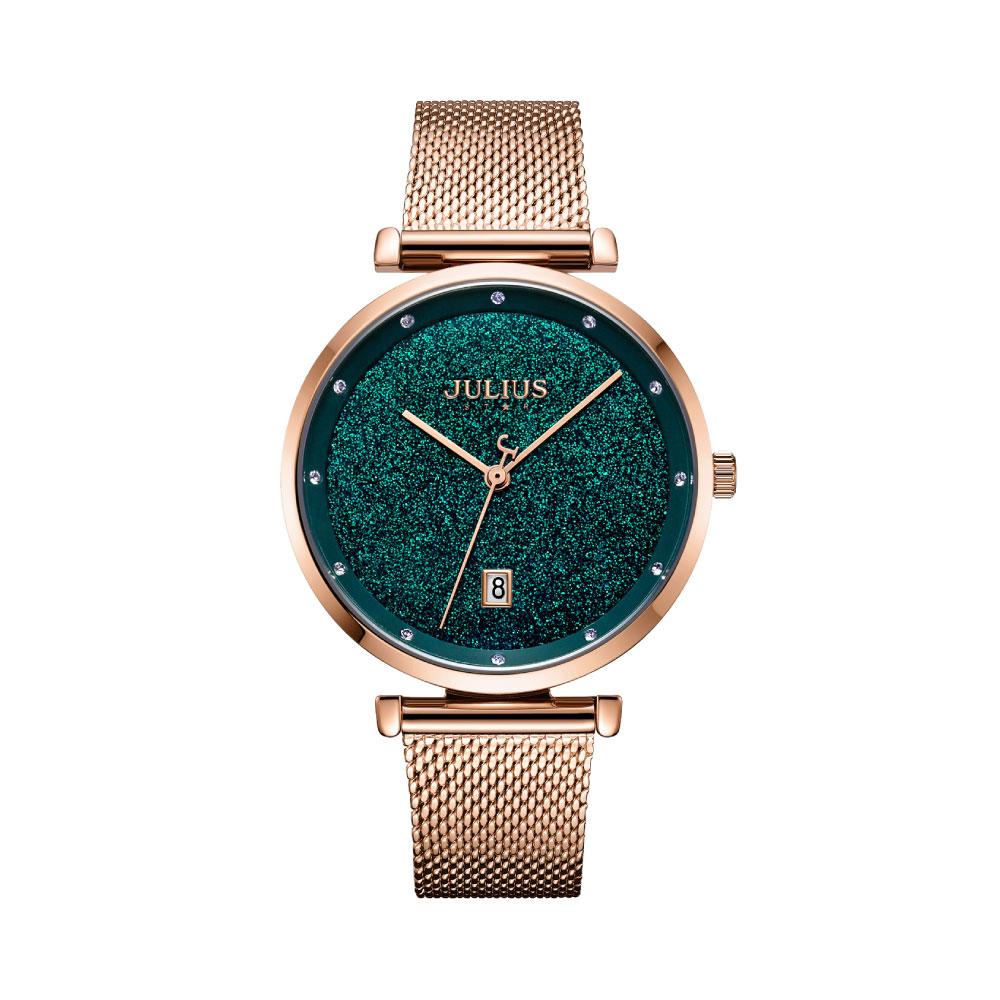 นาฬิกาข้อมือผู้หญิง JULIUS STAR 003 C