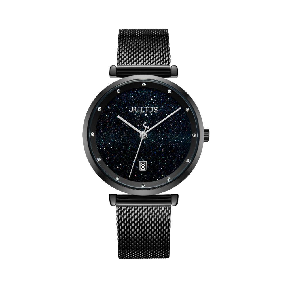นาฬิกาข้อมือผู้หญิง JULIUS STAR 003 D