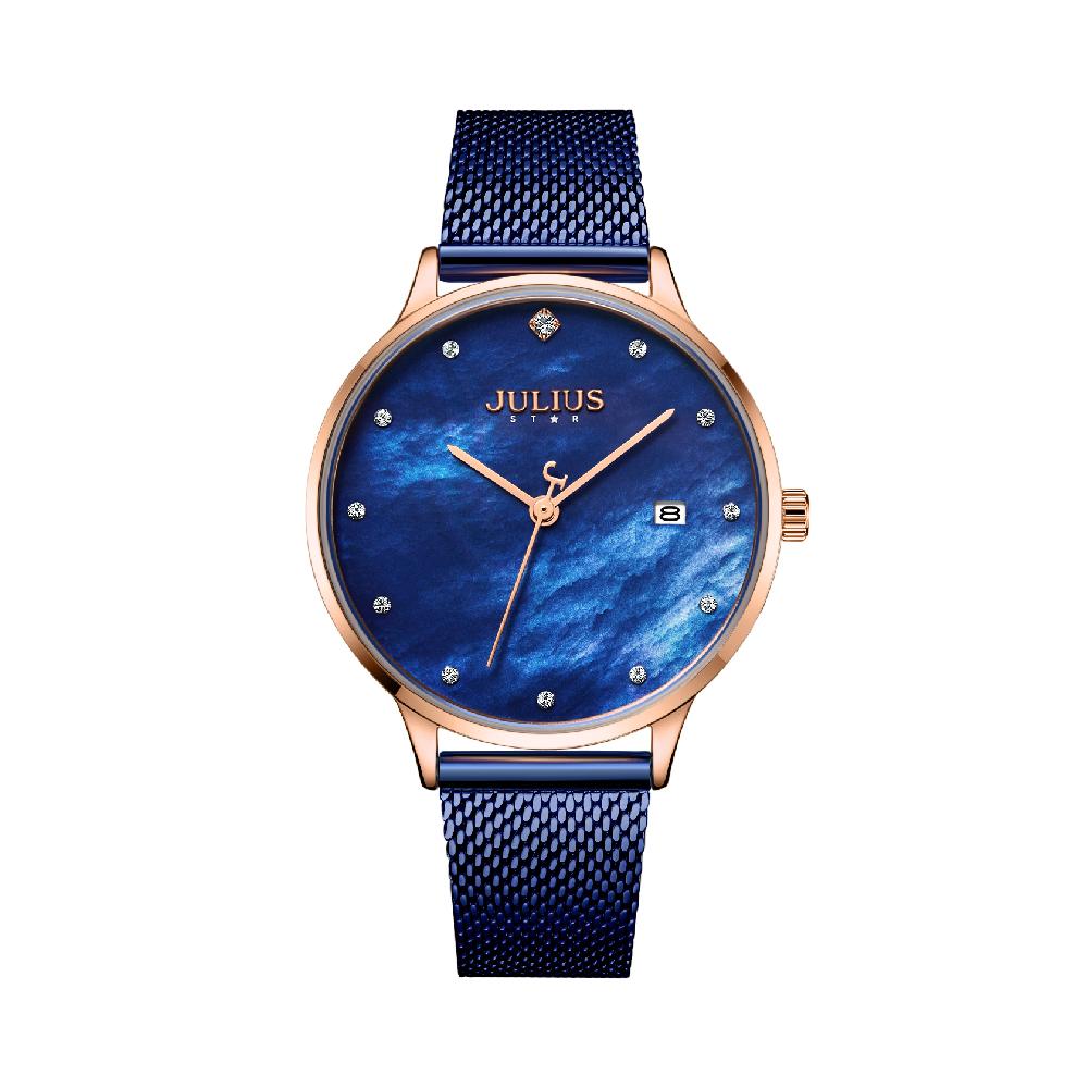 นาฬิกาข้อมือผู้หญิง JULIUS STAR 004 D
