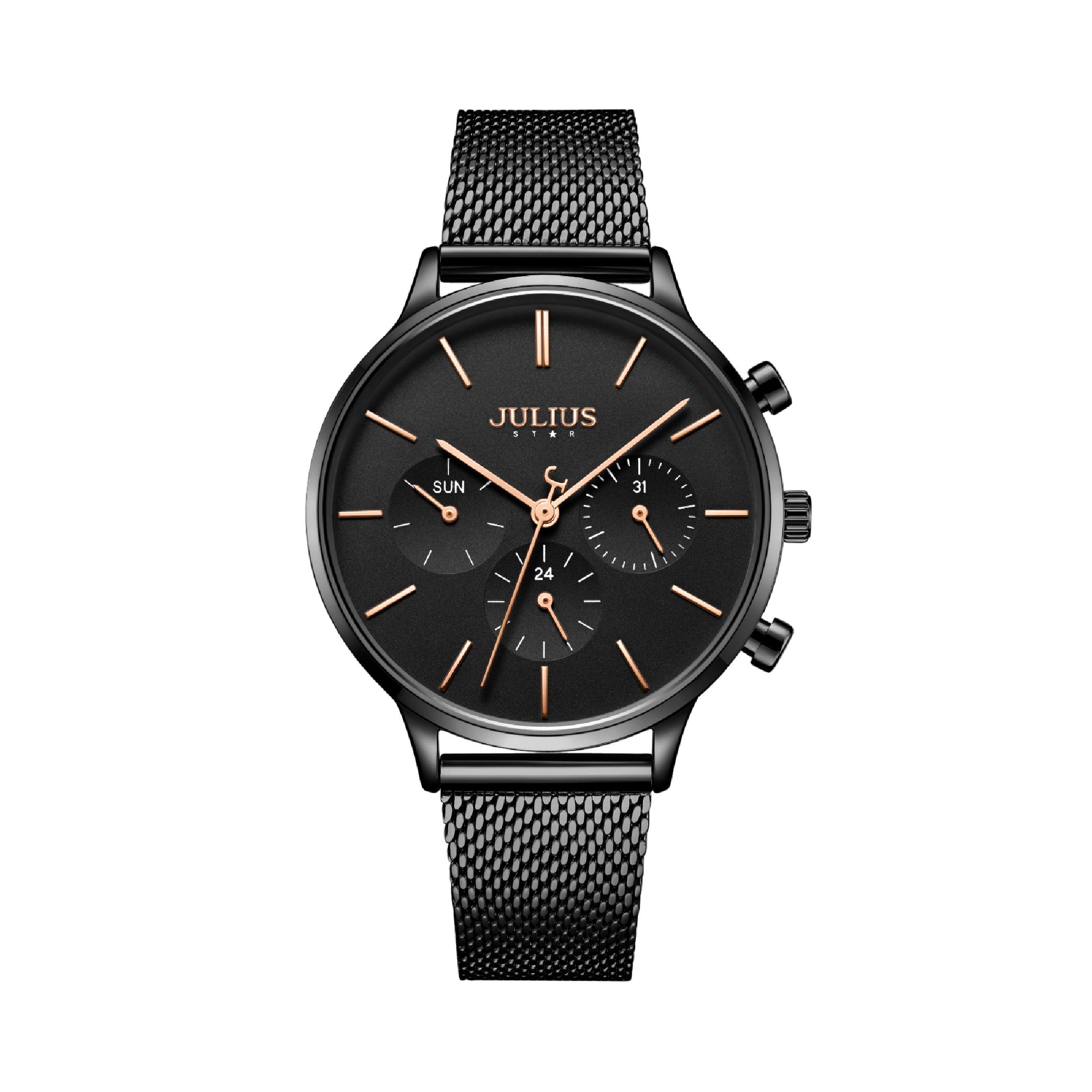 นาฬิกาข้อมือผู้หญิง JULIUS STAR JS-005 D