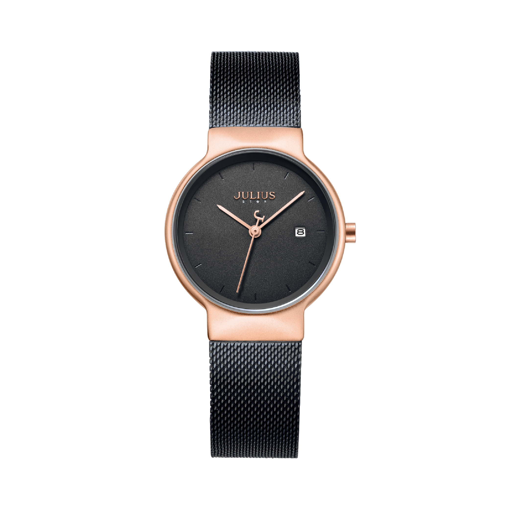 นาฬิกาข้อมือผู้หญิง JULIUS STAR 009L E