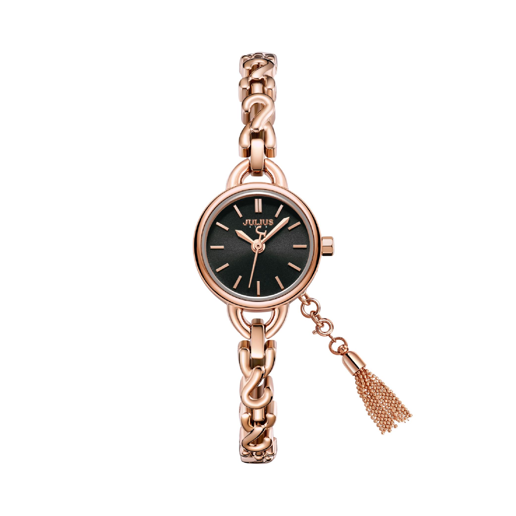 นาฬิกาข้อมือผู้หญิง JULIUS STAR JS-018 D