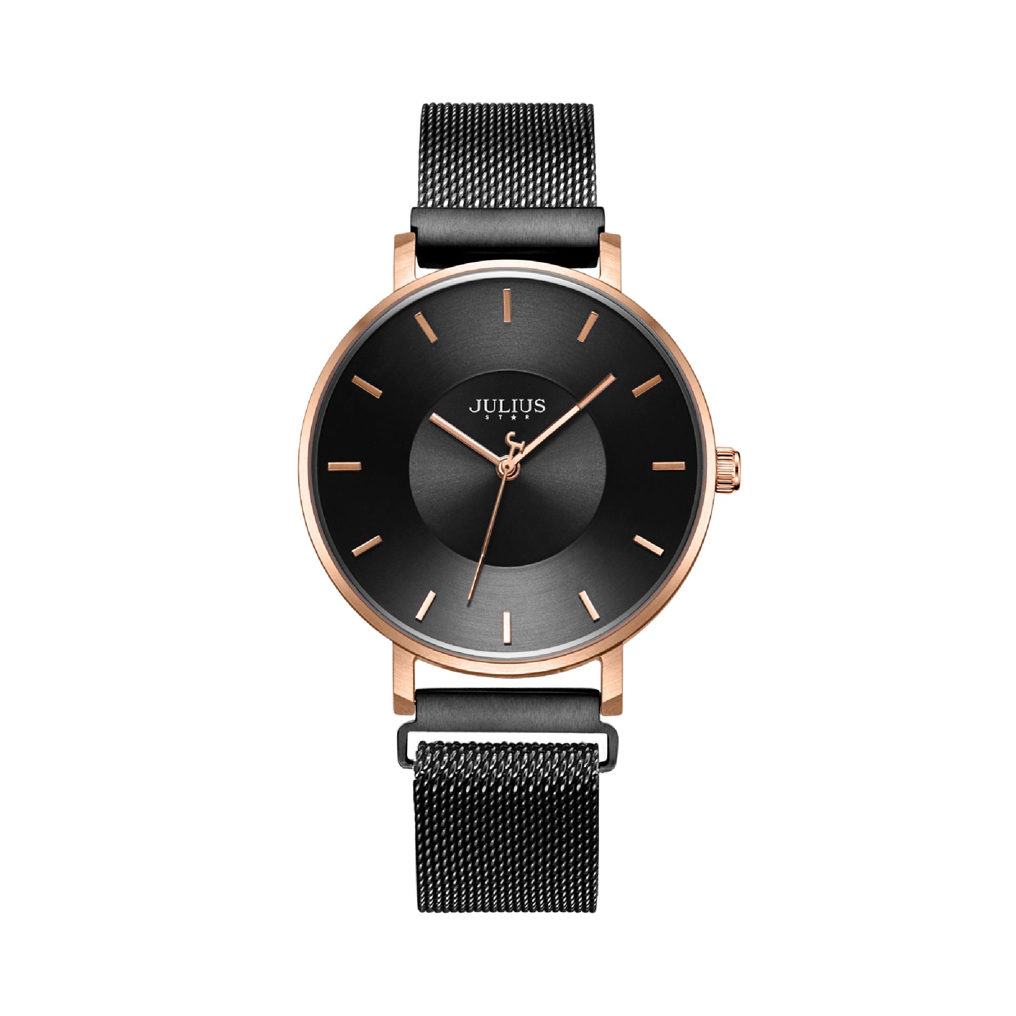 นาฬิกาข้อมือผู้หญิง JULIUS STAR JS-025 D