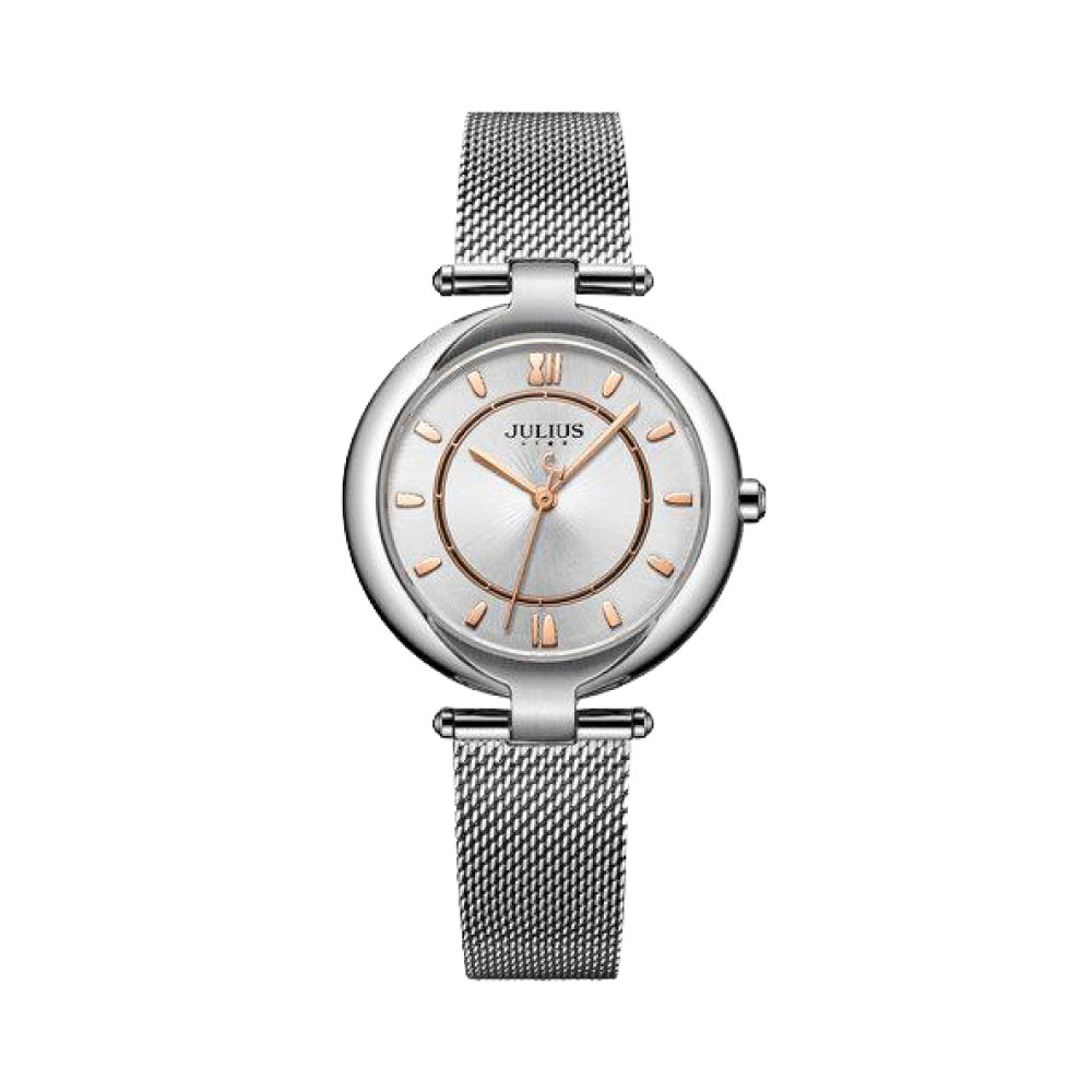 นาฬิกาข้อมือผู้หญิง JULIUS STAR 028 A