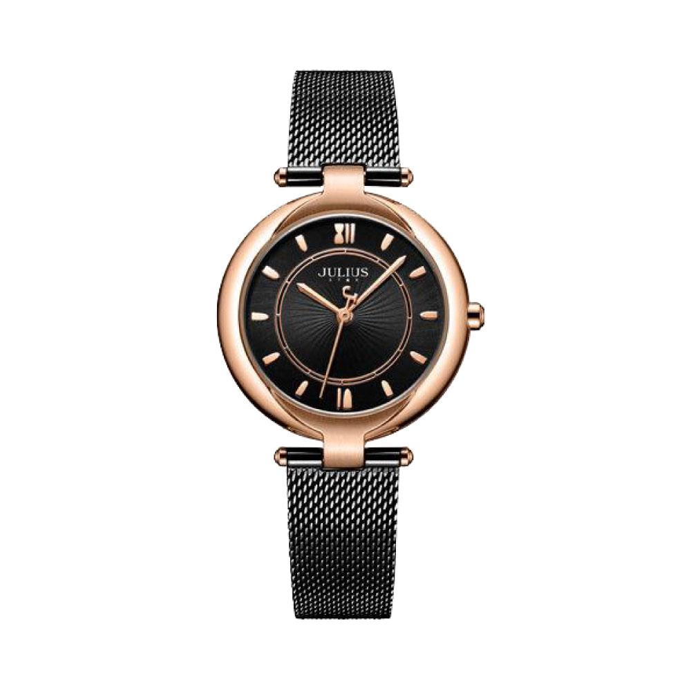 นาฬิกาข้อมือผู้หญิง JULIUS STAR 028 D
