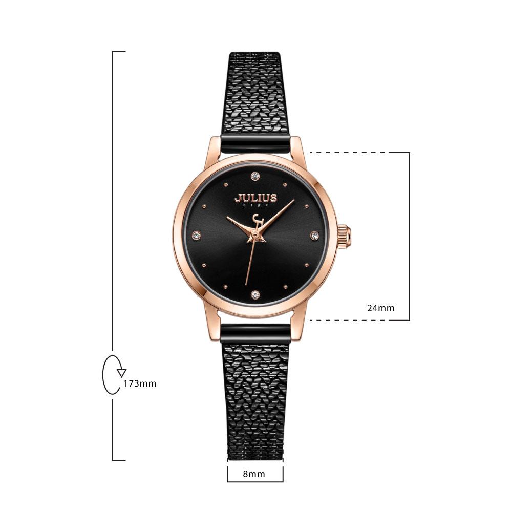 นาฬิกาข้อมือผู้หญิง JULIUS STAR JS-045 C
