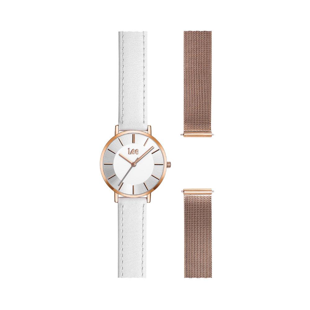 นาฬิกาข้อมือผู้หญิง LEE LEF-F107DRL7-7R
